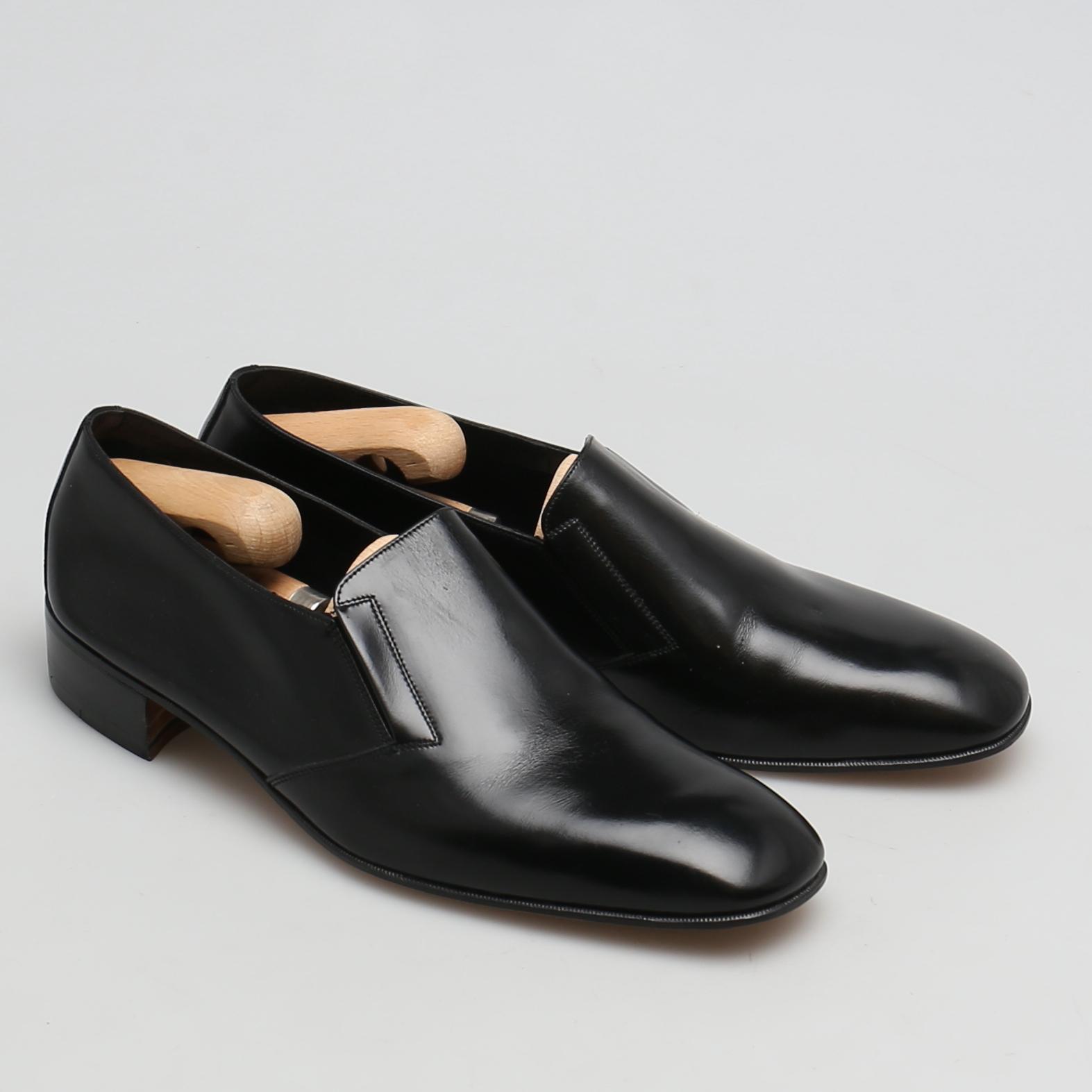 lackskor herr skor