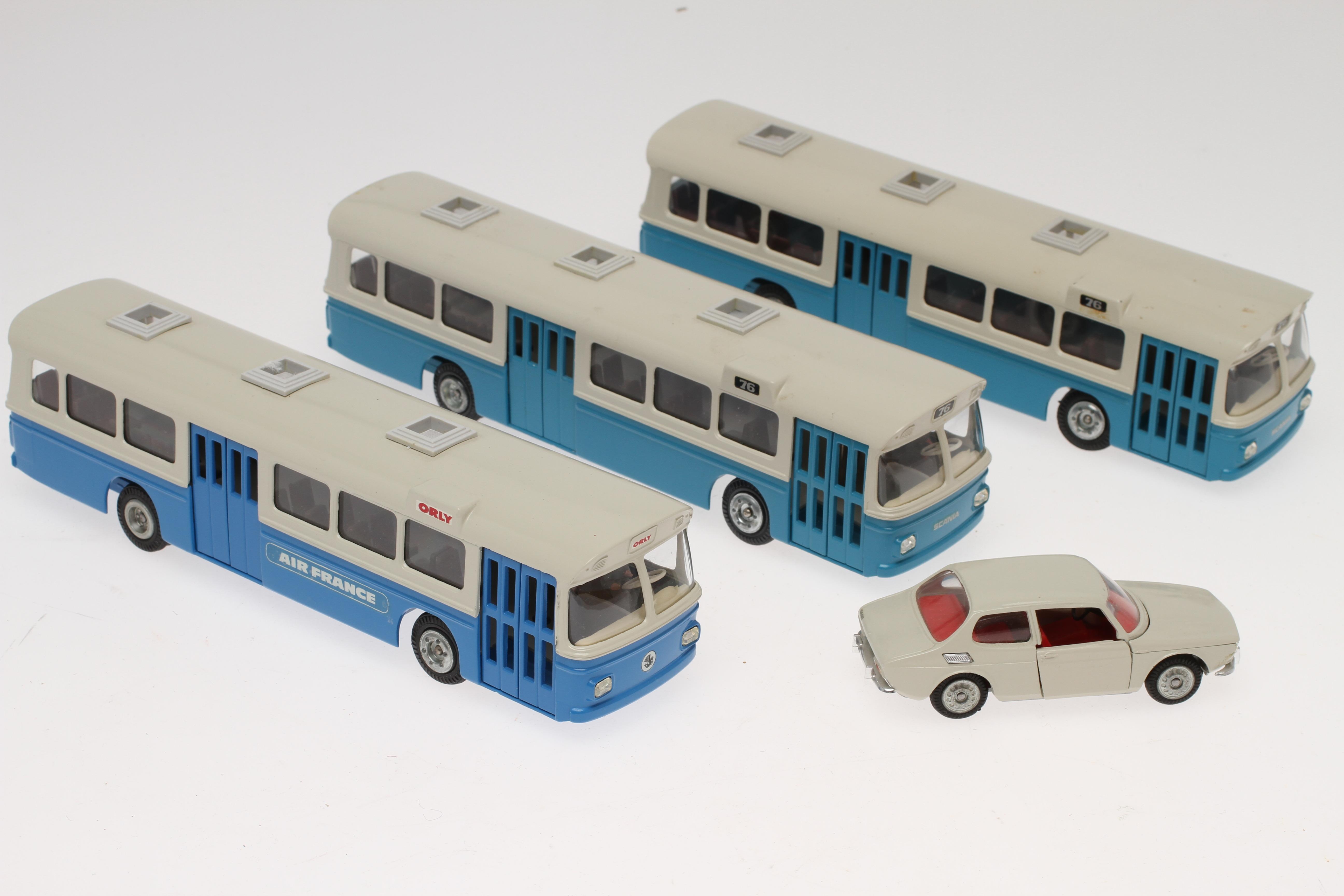 Scania CR-76 Tekno Spielzeugautos