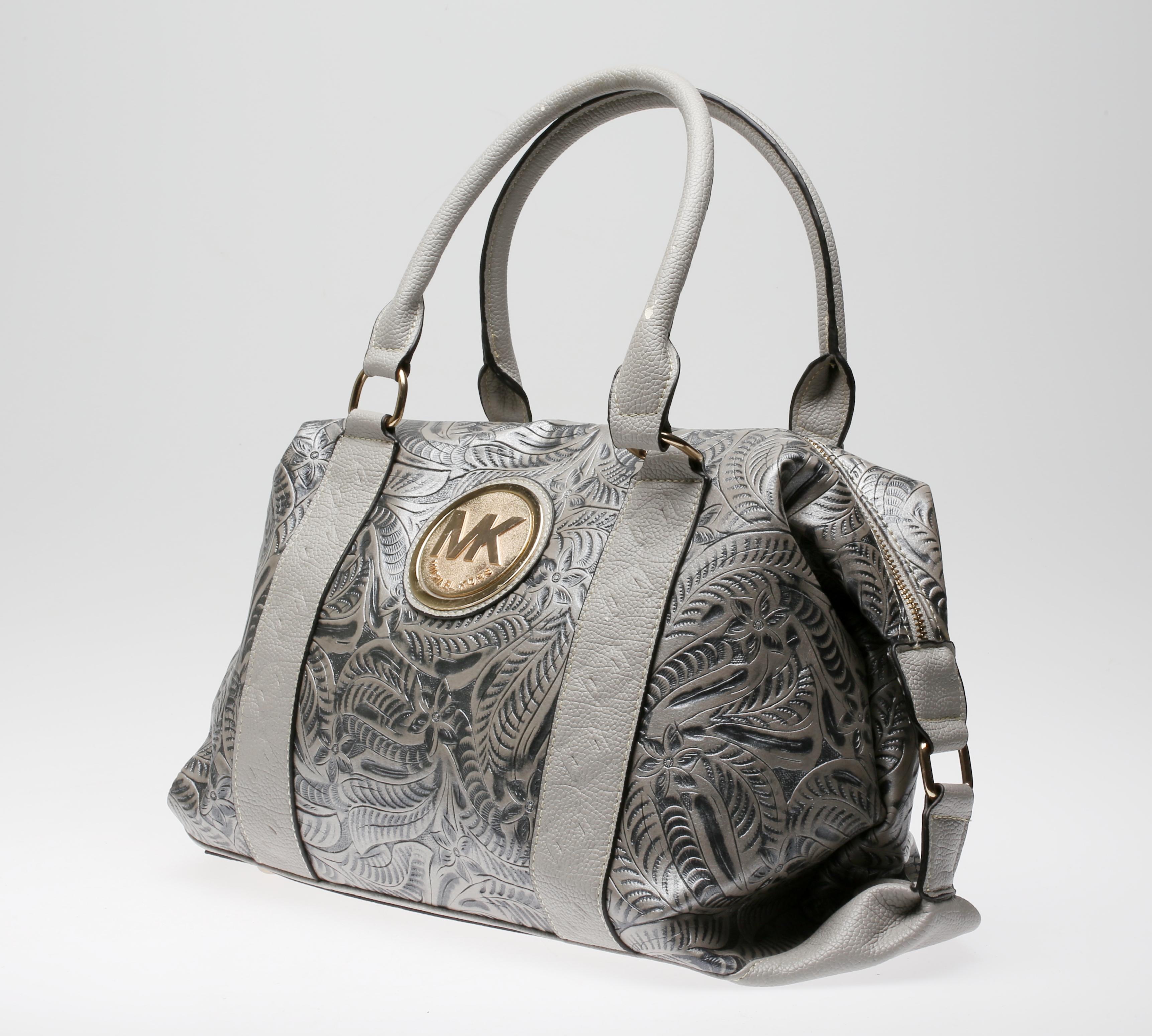 MICHAEL KORS. BAG, SKIN, MK. Vintage clothing & Accessories