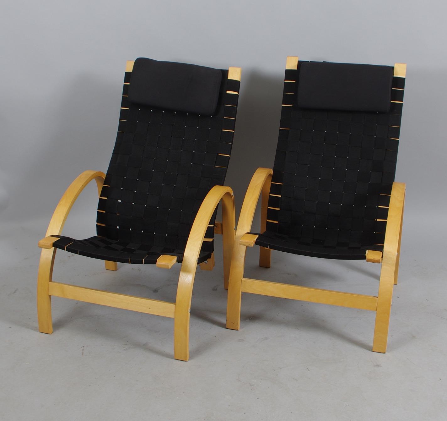 FÅTÖLJ, IKEA, sadelgjord. Möbler Fåtöljer & Stolar Auctionet