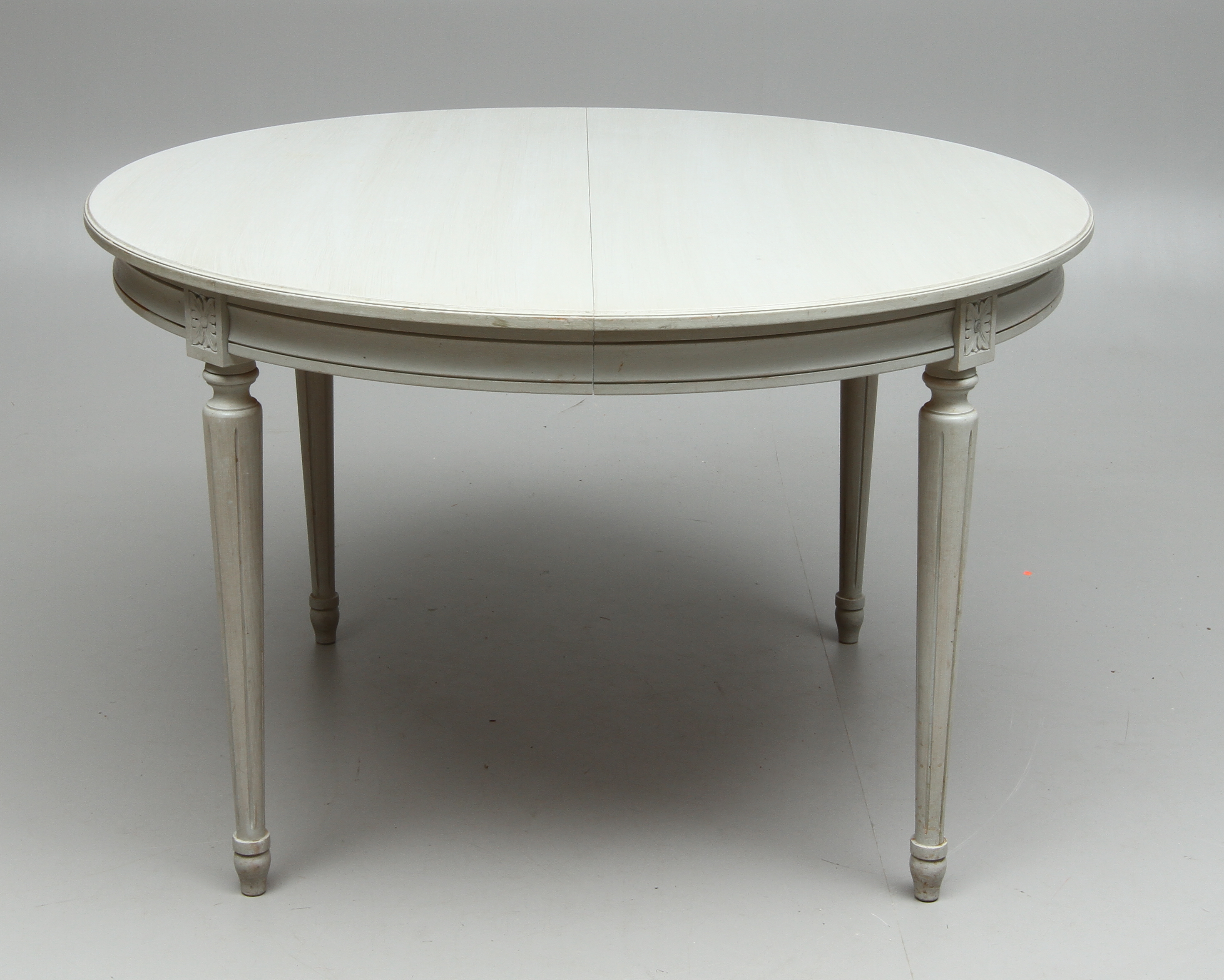 FATBOARD, Gustavian style, marked SOL, 19 2000s. Furniture
