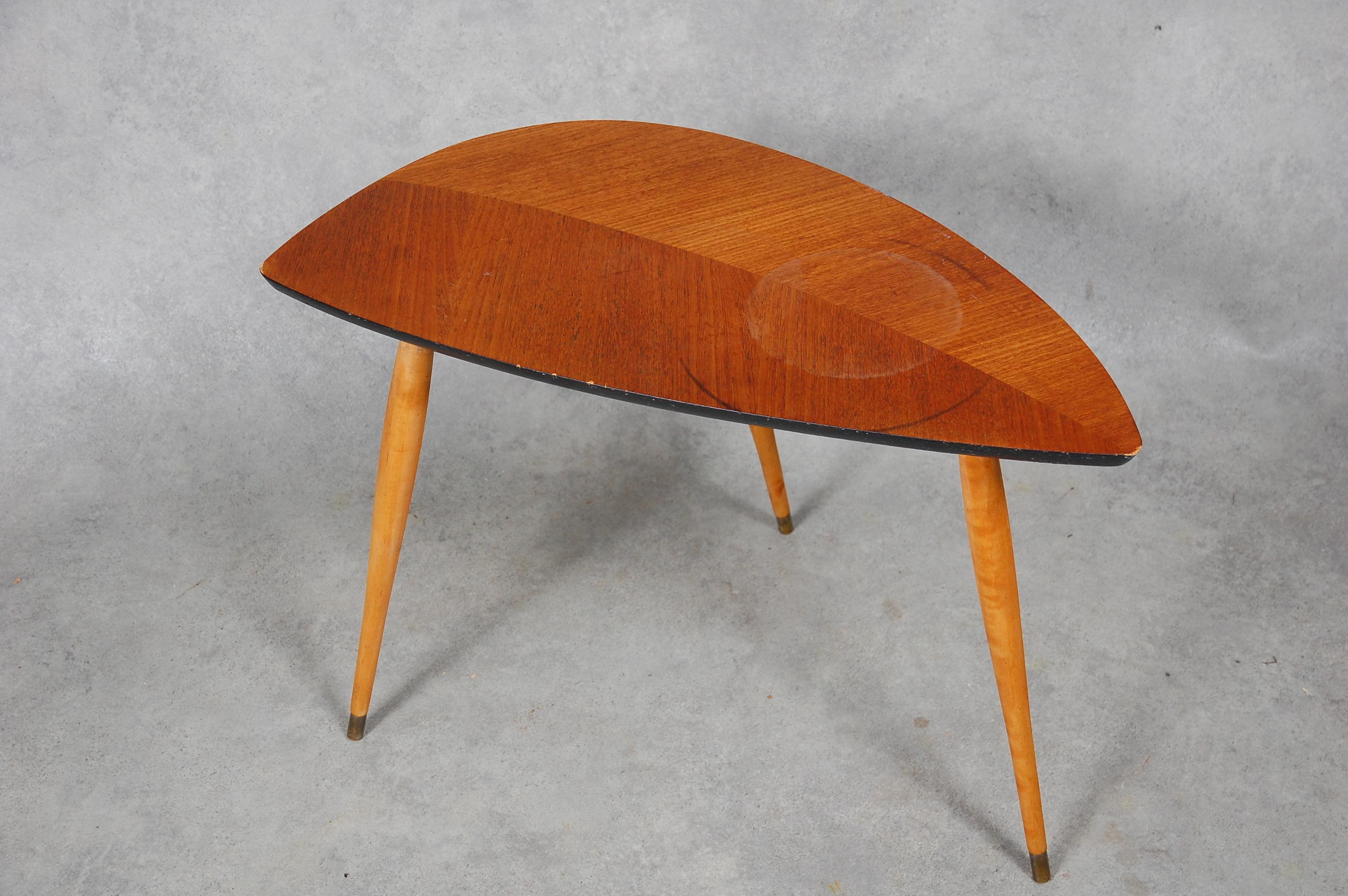 """images for 205449. bord, """" lövet """" 1950-tal, formgivet av gillis"""