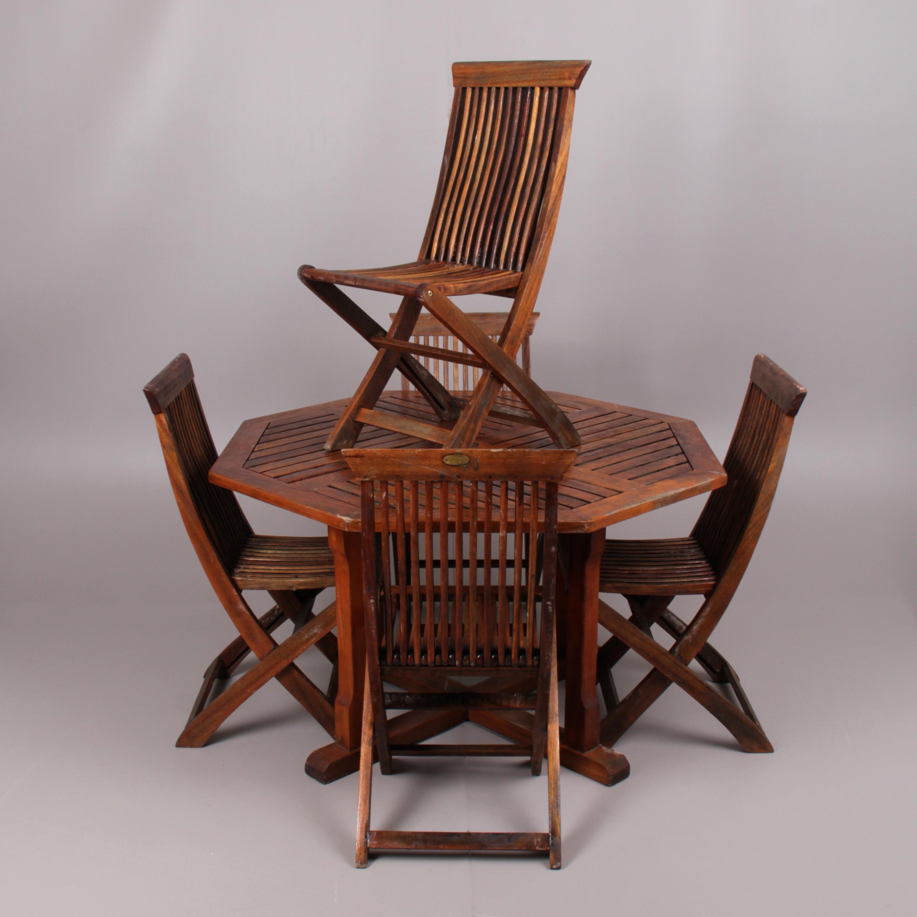 Tradgardsmobel 6 Delar Teak Scancom Furniture Garden Furniture