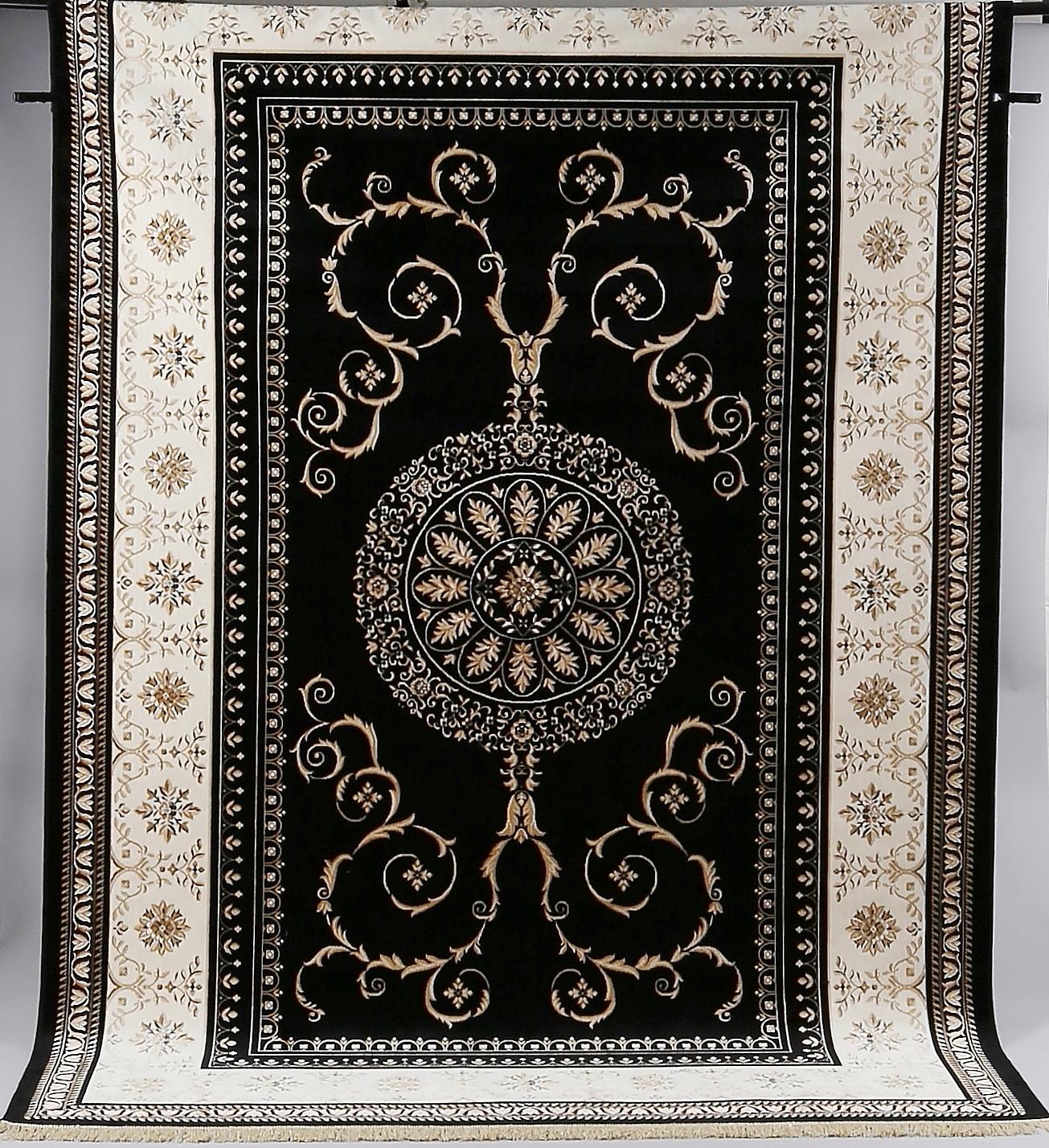 Designer Teppich Im Versace Stil Medusa Carpets Textiles