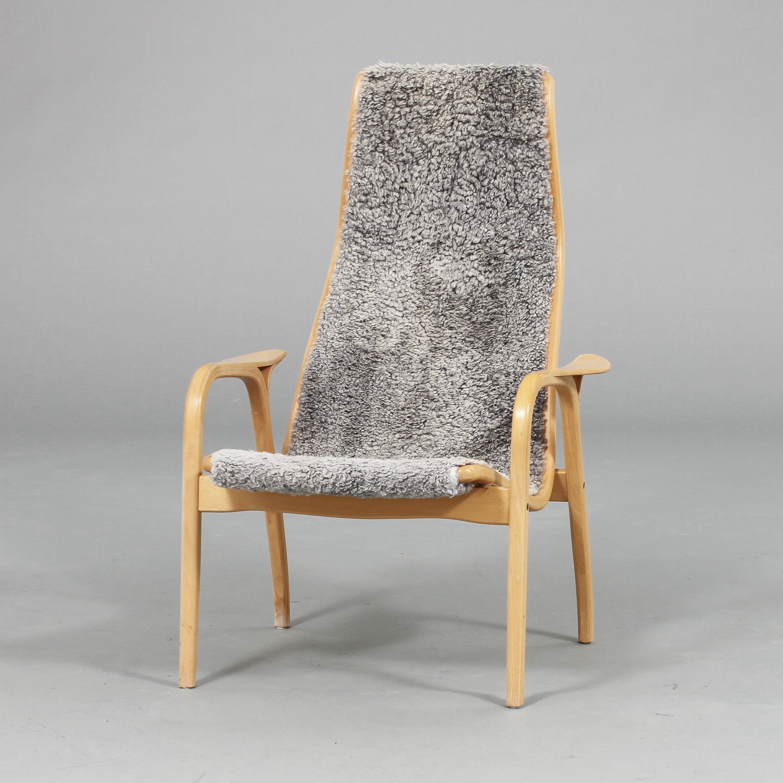 """Bilder för 268309 FåTÖLJ,""""Lamino"""", Yngve Ekström för Swedese Auctionet"""