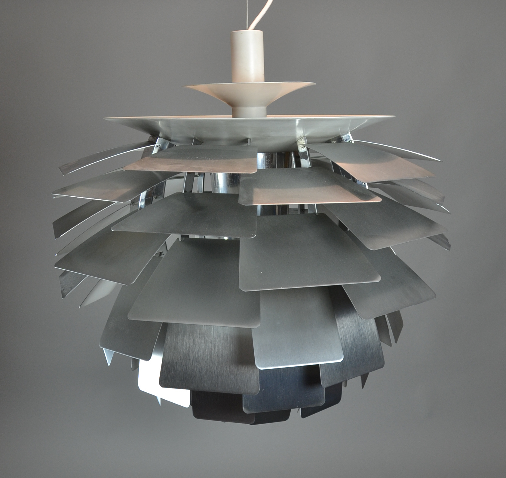 Louis poulsen artischocke interesting poulsen lampen for Designerleuchten nachbau
