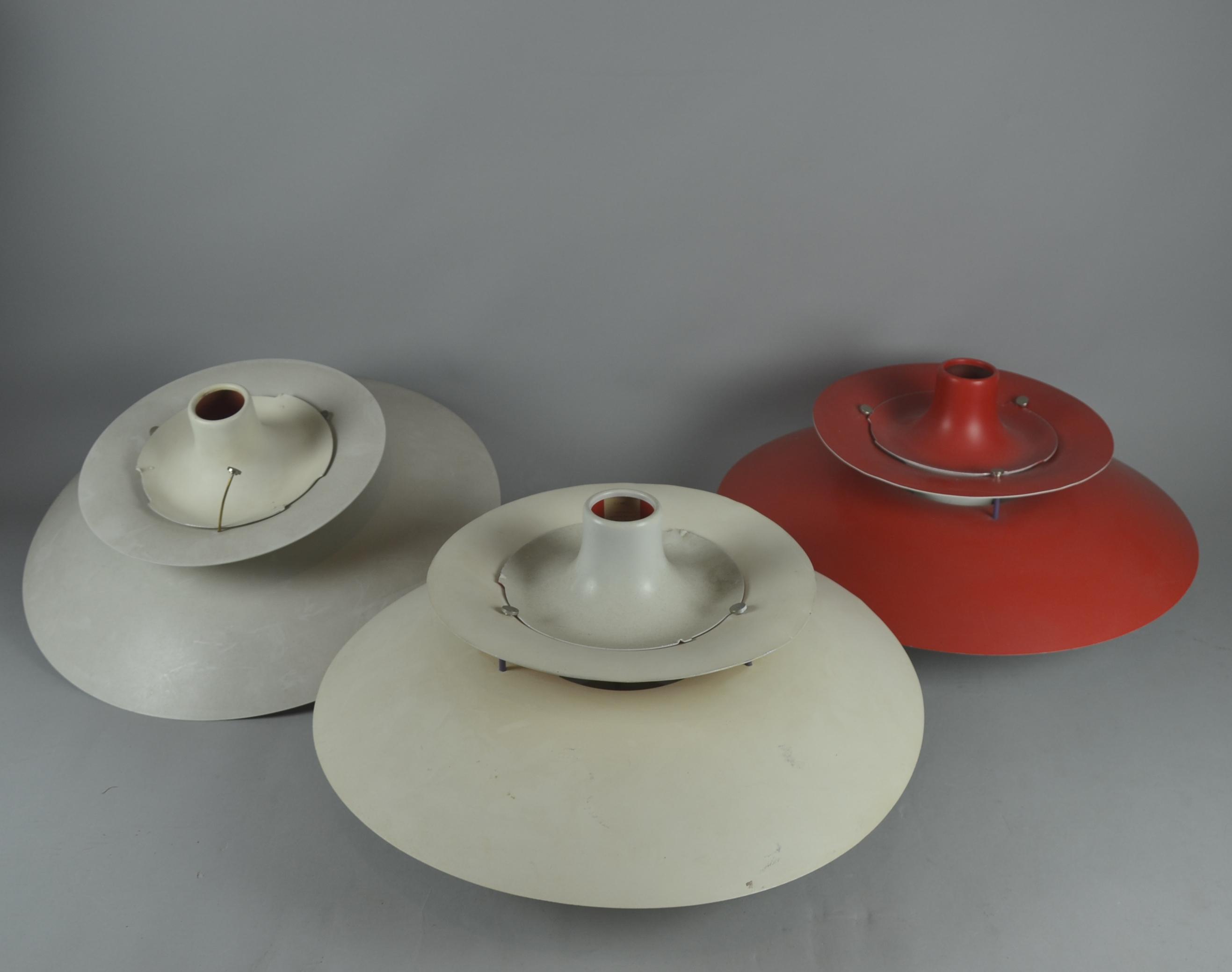 Moderne Lampen 5 : Poul henningsen. 3 ph 5 lampen. lighting & lamps ceiling lights