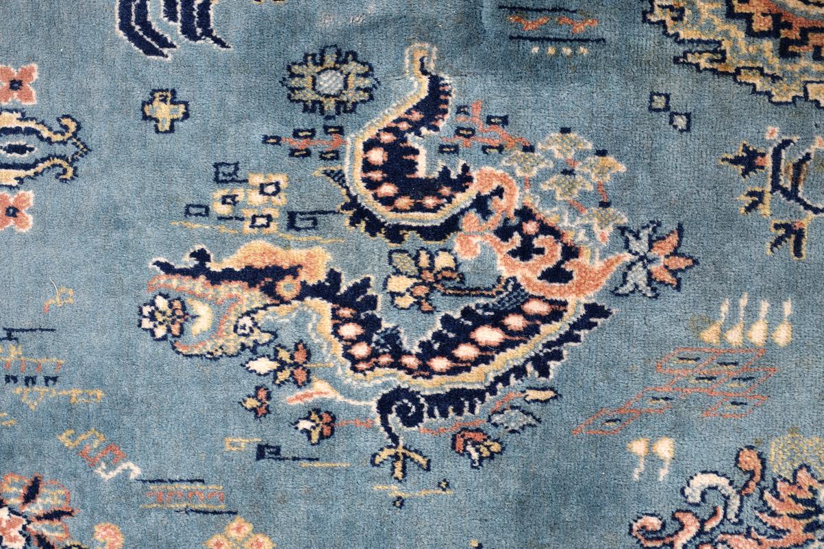 bilder f r 557842 traditioneller china teppich shou g ckszeichen drache ph nix verj ngende. Black Bedroom Furniture Sets. Home Design Ideas