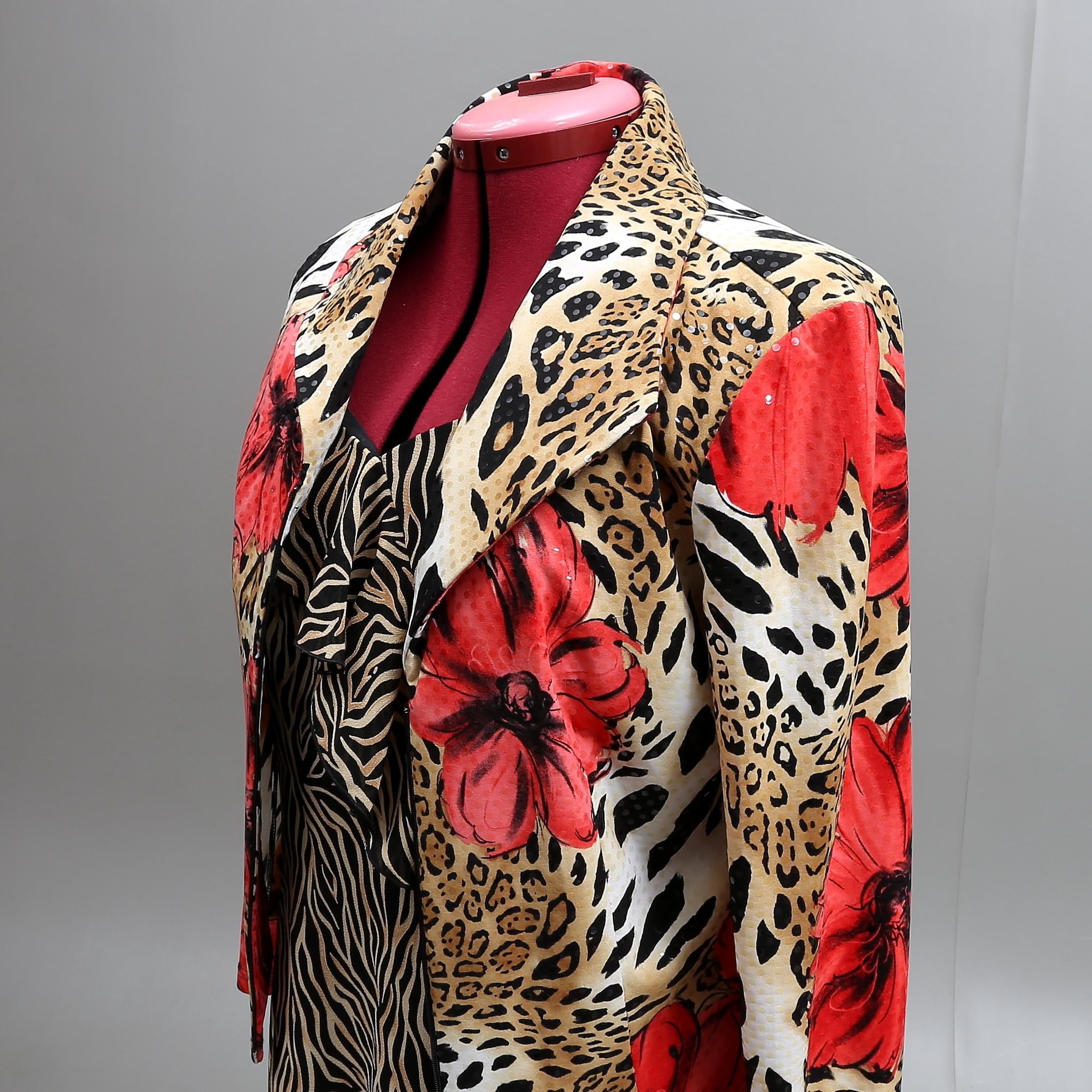 fb4e31b7337f KLÄNNING samt JACKA, Joseph Ribkoff. Vintage clothing & Accessories -  Auctionet