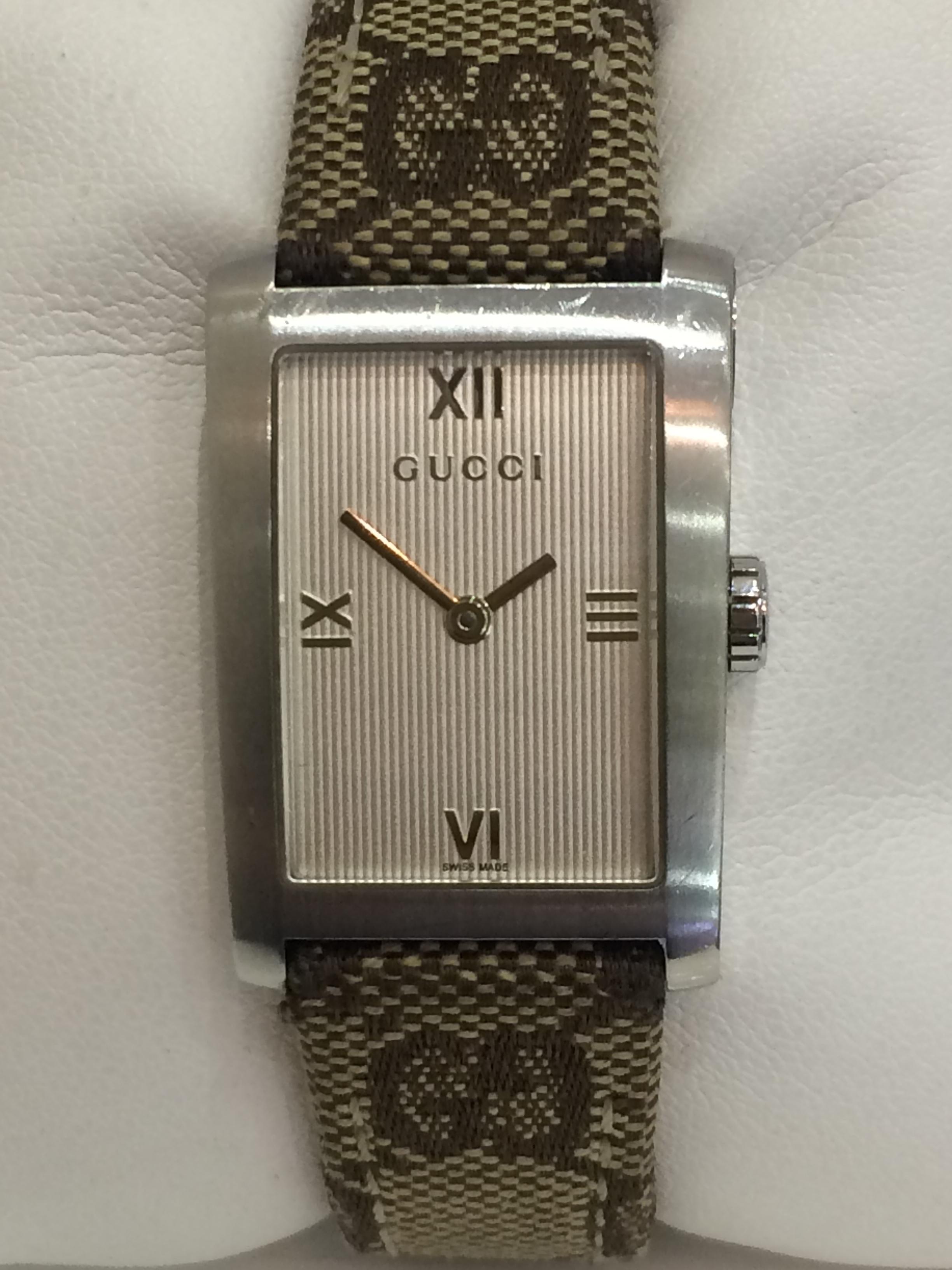 VINTAGE GUCCI WATCH. Clocks \u0026 Watches , Wristwatches , Auctionet