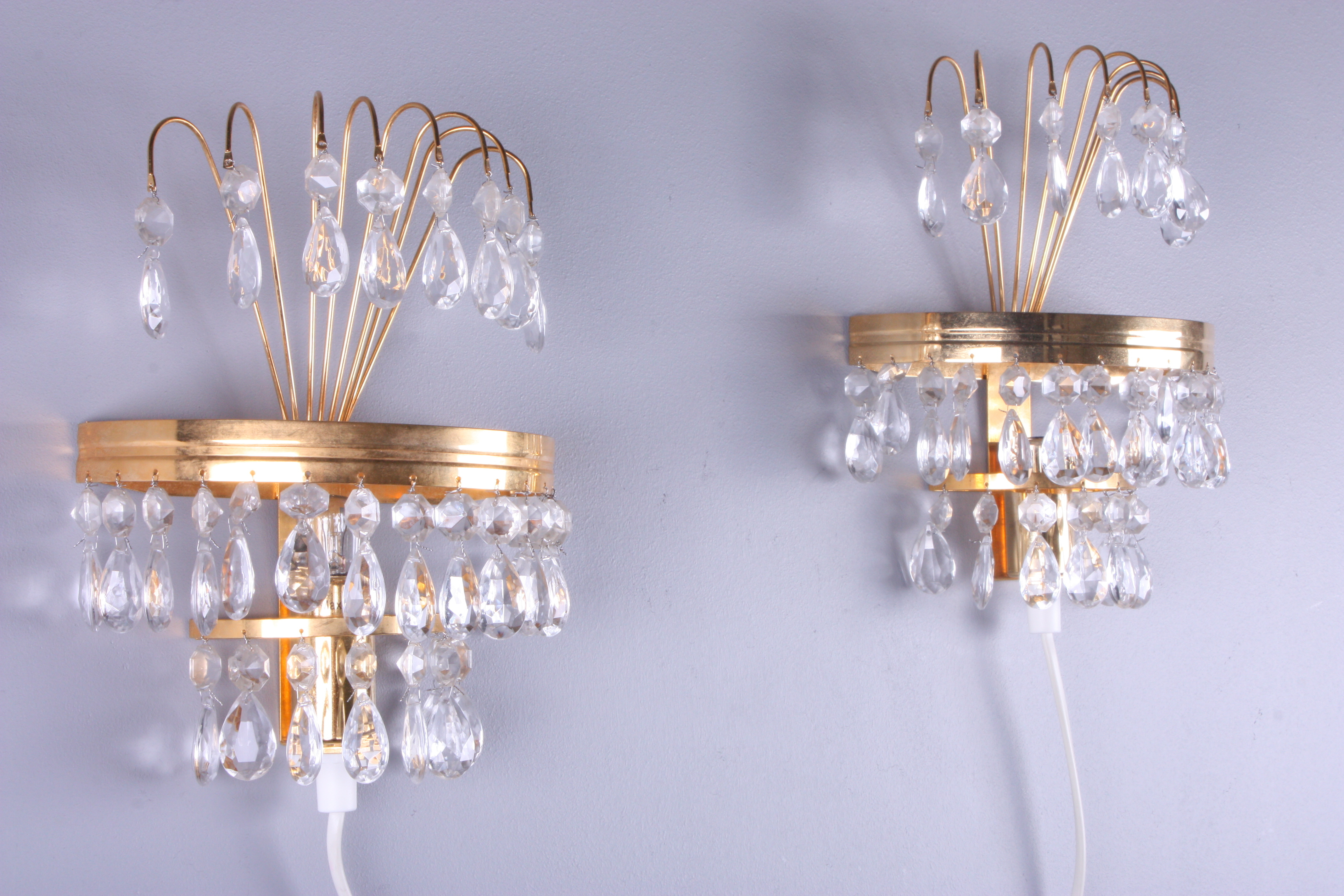 Lamps, IKEA, type V 307, one pair. Lighting & Lamps Wall