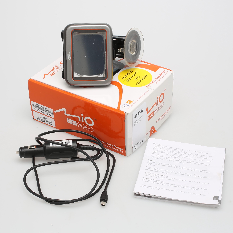 MIO-TECH DIGI-WALKER C220 TREIBER WINDOWS 10