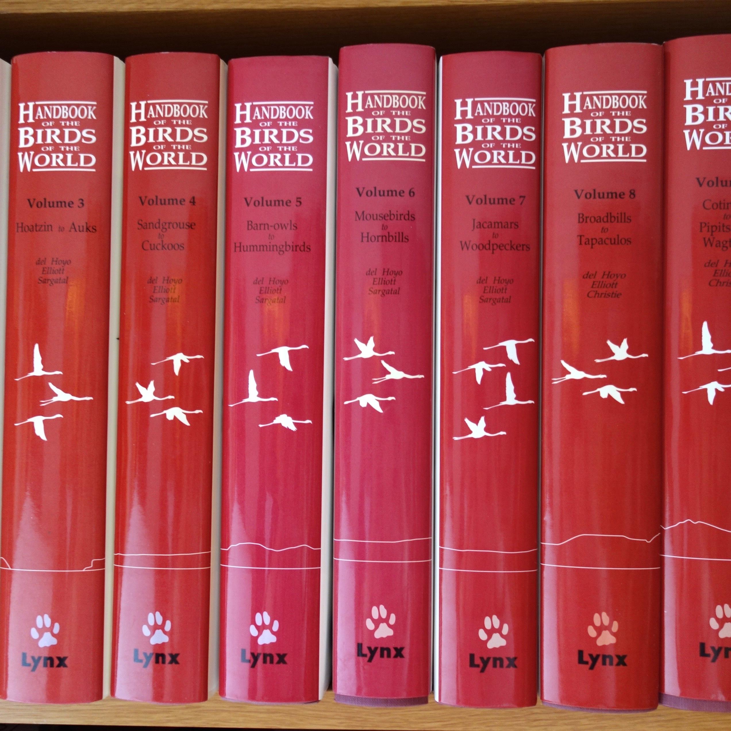 DEL HOYO A ELLIOTT SARGATEL AND D CHRISTIE Eds Books Maps Manuscripts