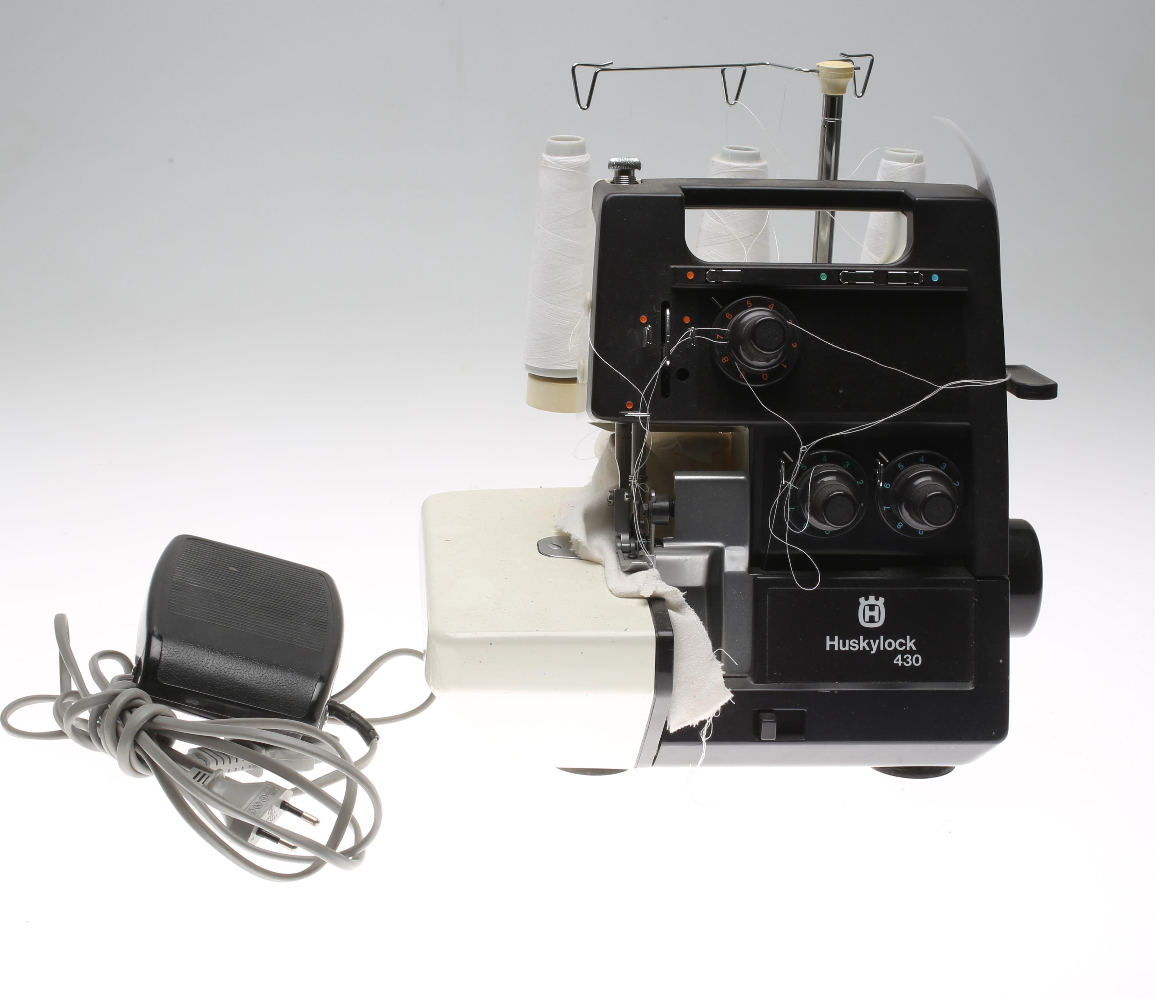 Overlock symaskin