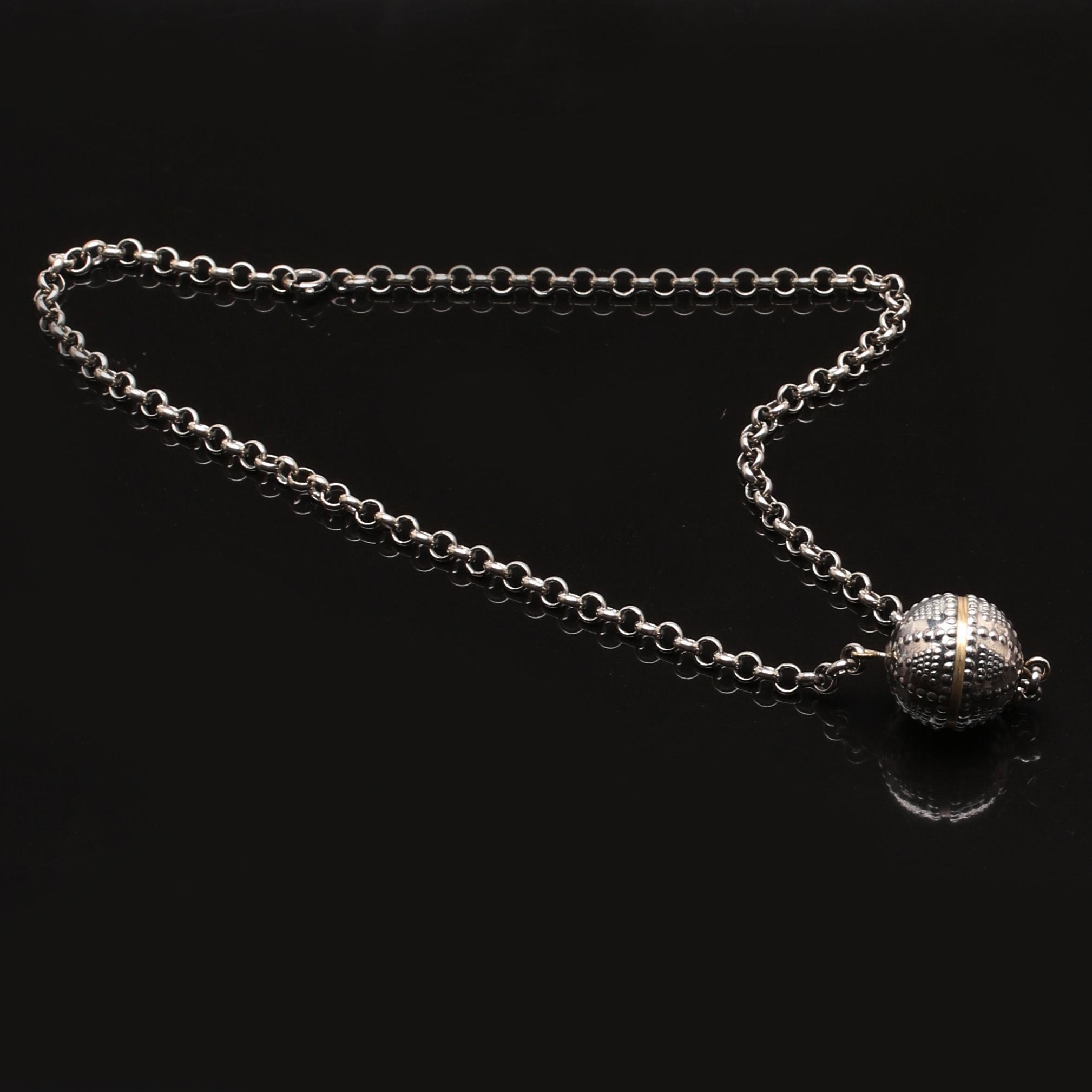 HALSBAND med HÄNGE, silver, Kalevala Jewelry, Finland