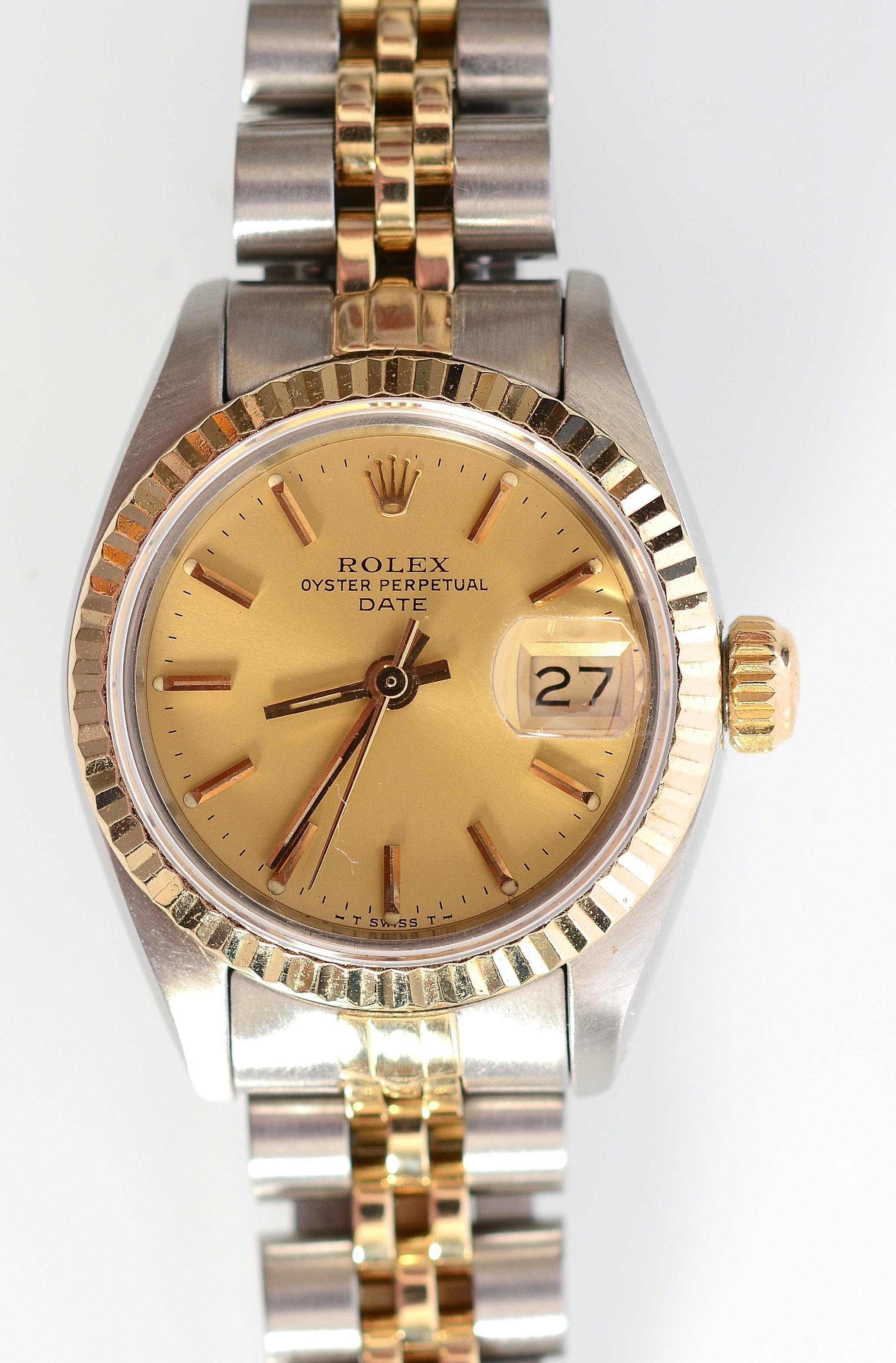 Rolex dating serienummer