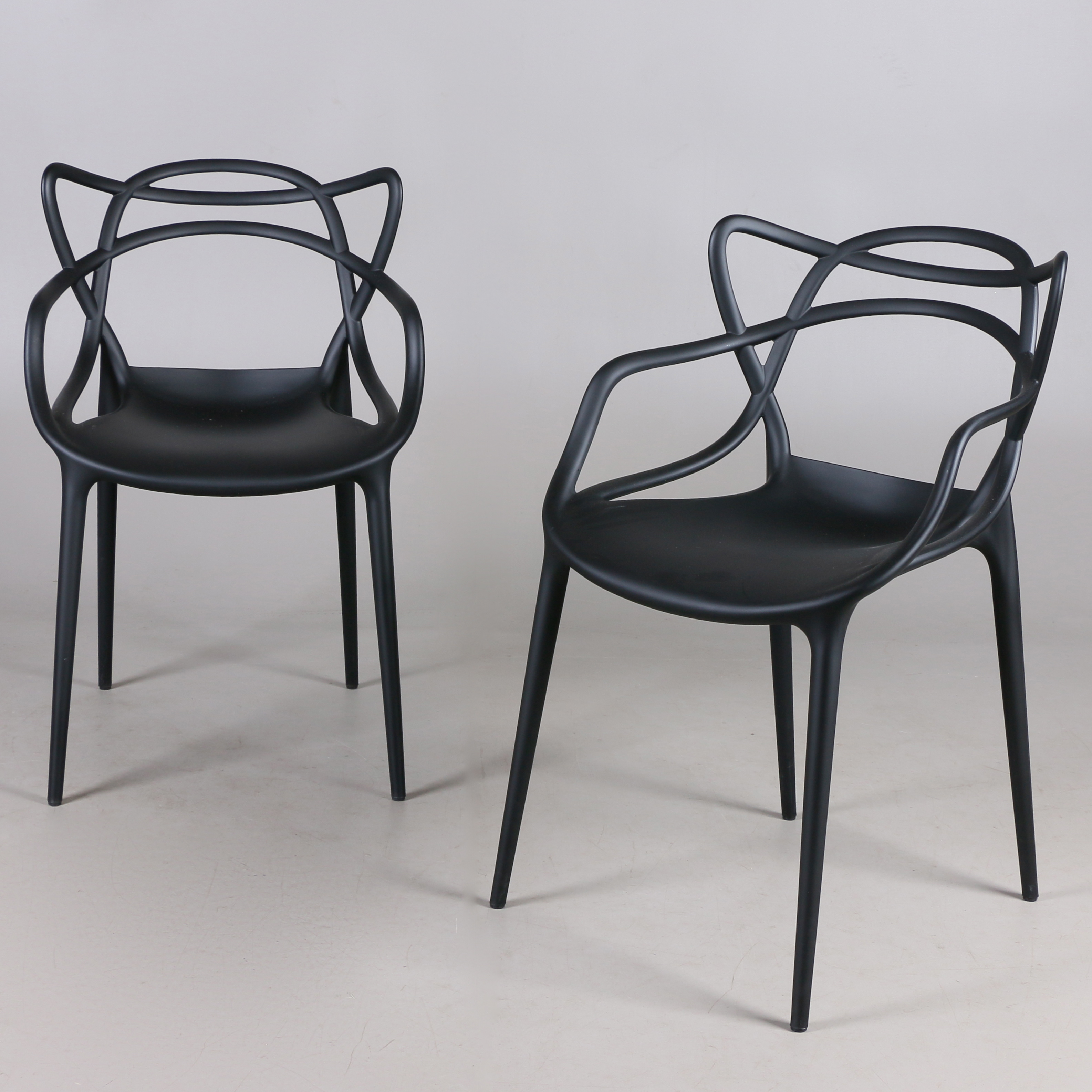 CHAIRS, a couple,