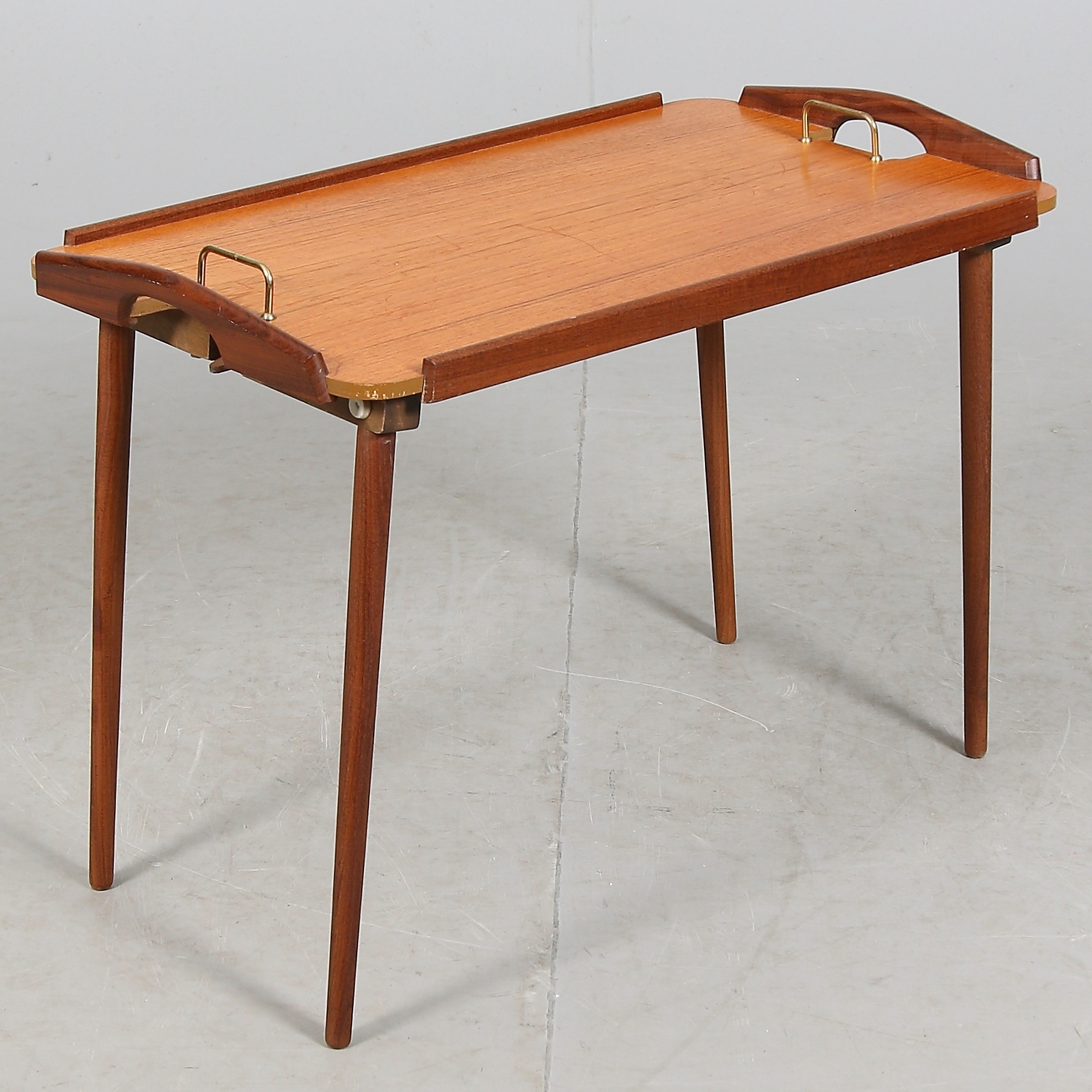 Brickbord Teak Aase Mobler Norge 1950 60 Tal Furniture Tables