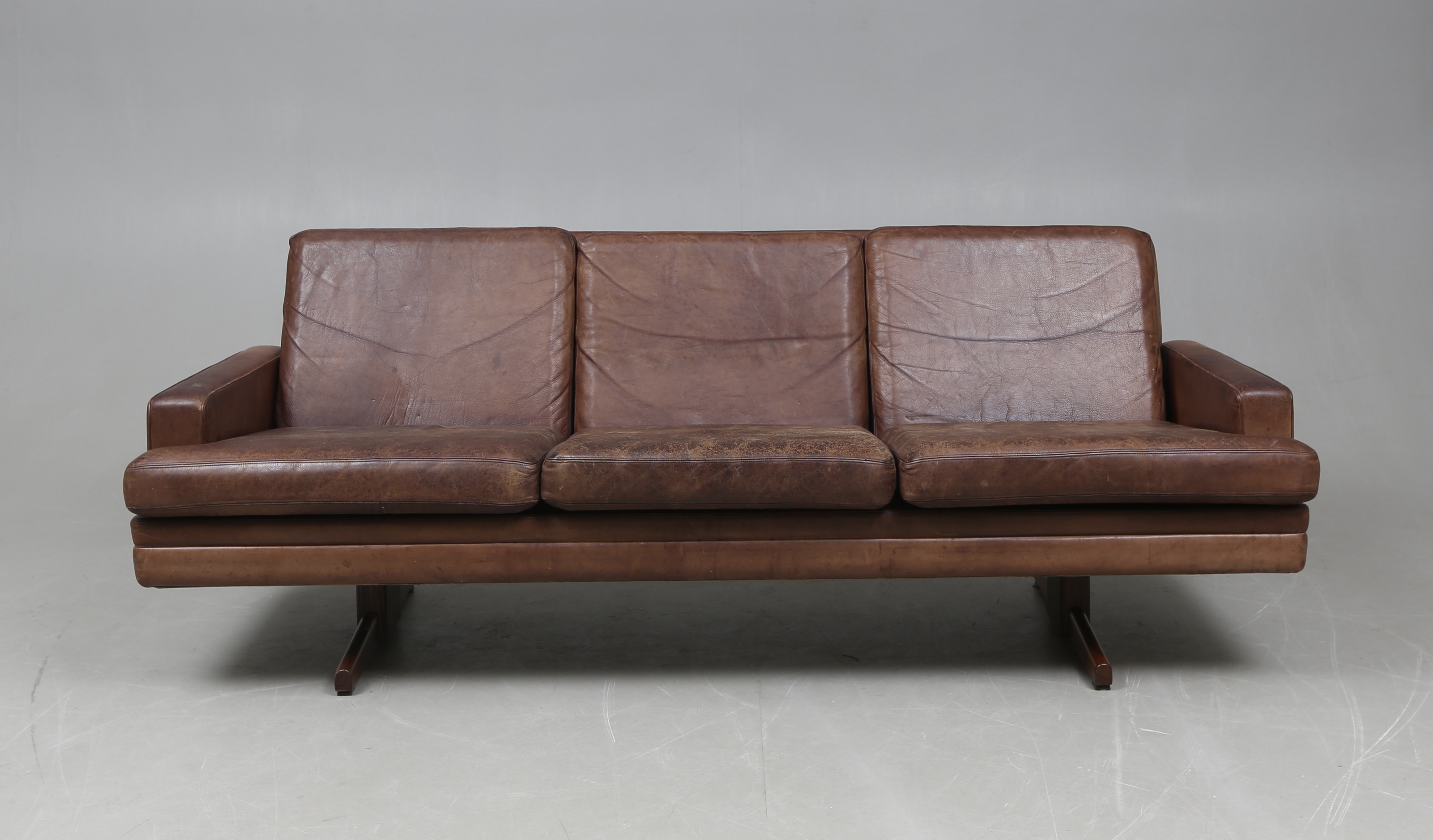 Topnotch SOFFA, Fredrik A. Kayser, Vatne Möbler, Norge,1960-tal. Furniture NW-45