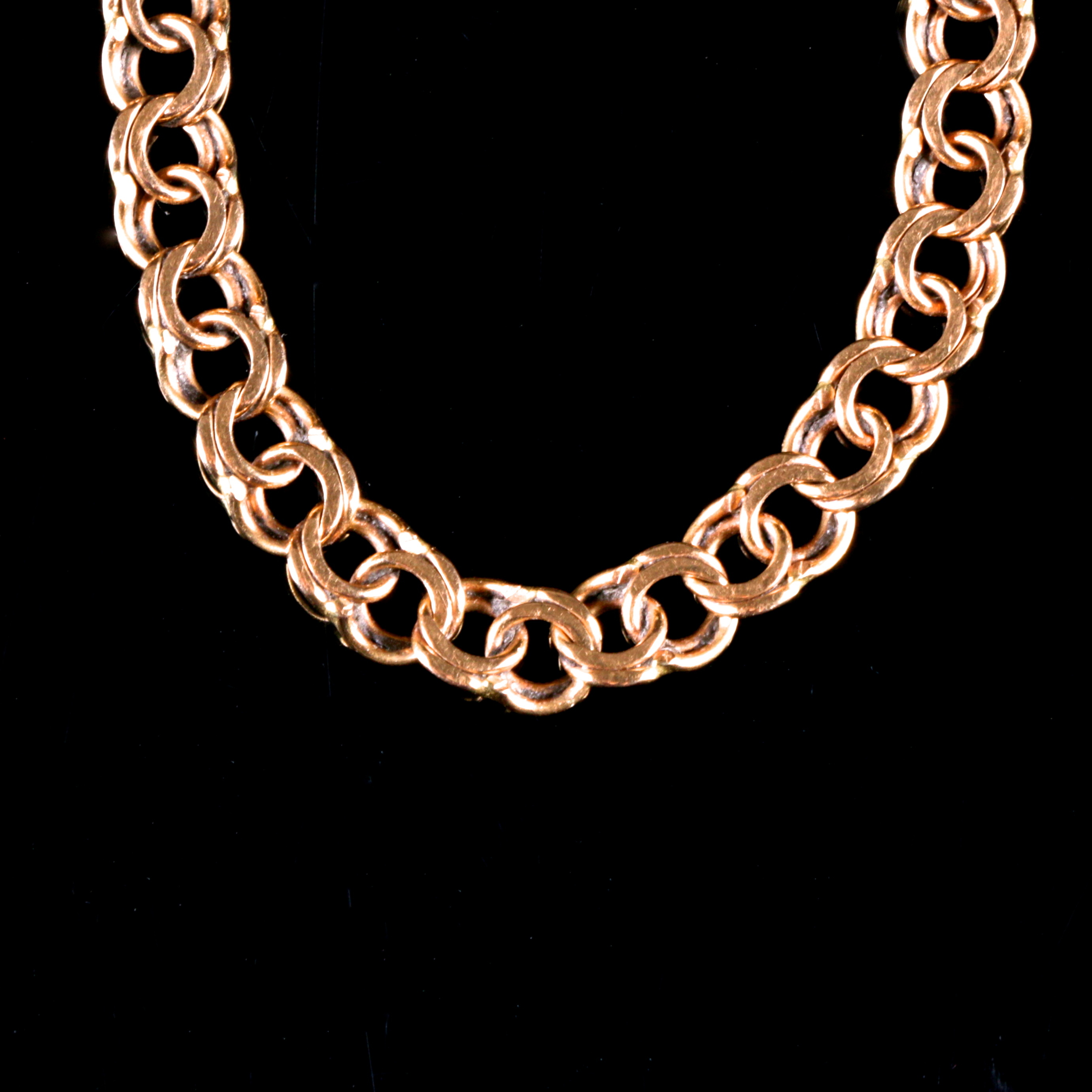 Smuk ARMBAND, 18k guld, bismarck, Guldfynd, 1900-tal. Jewellery CP-06