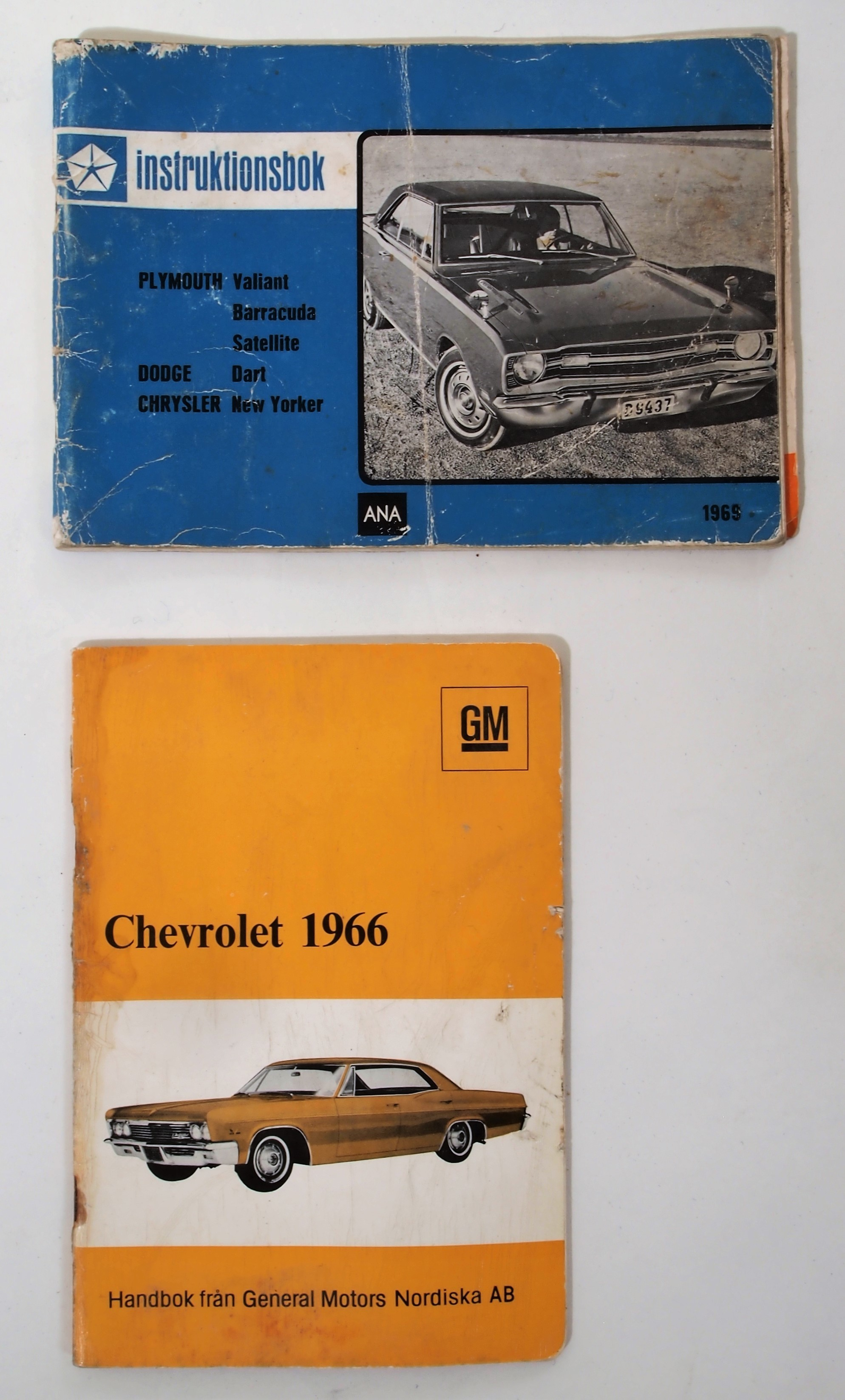 Instruktionsbok plymouth dodge chrysler 1969 och chevrolet 1966 instruktionsbok plymouth dodge chrysler 1969 och chevrolet 1966 books maps manuscripts auctionet publicscrutiny Choice Image
