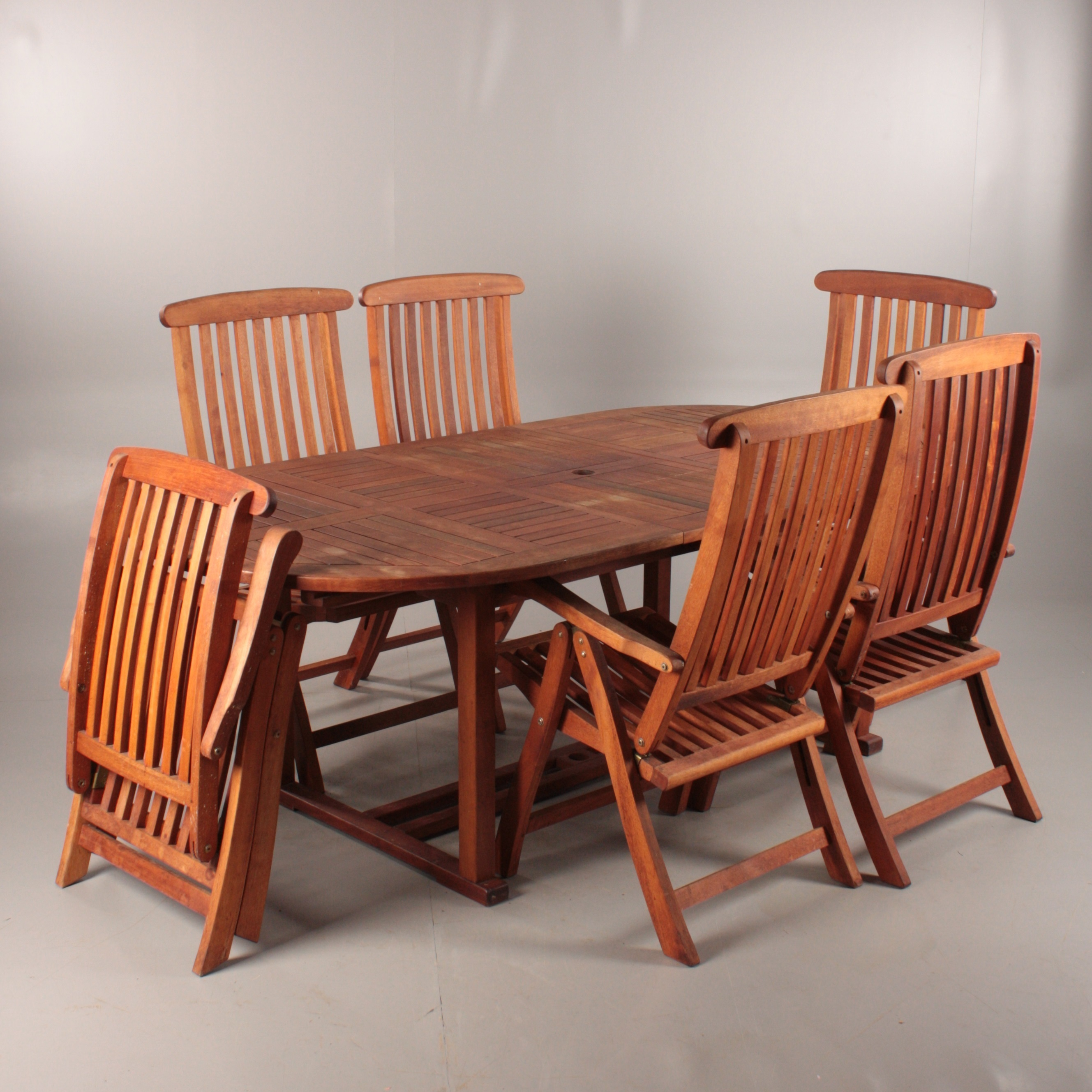 Tradgardsmobler 7 Delar Furniture Garden Furniture Auctionet