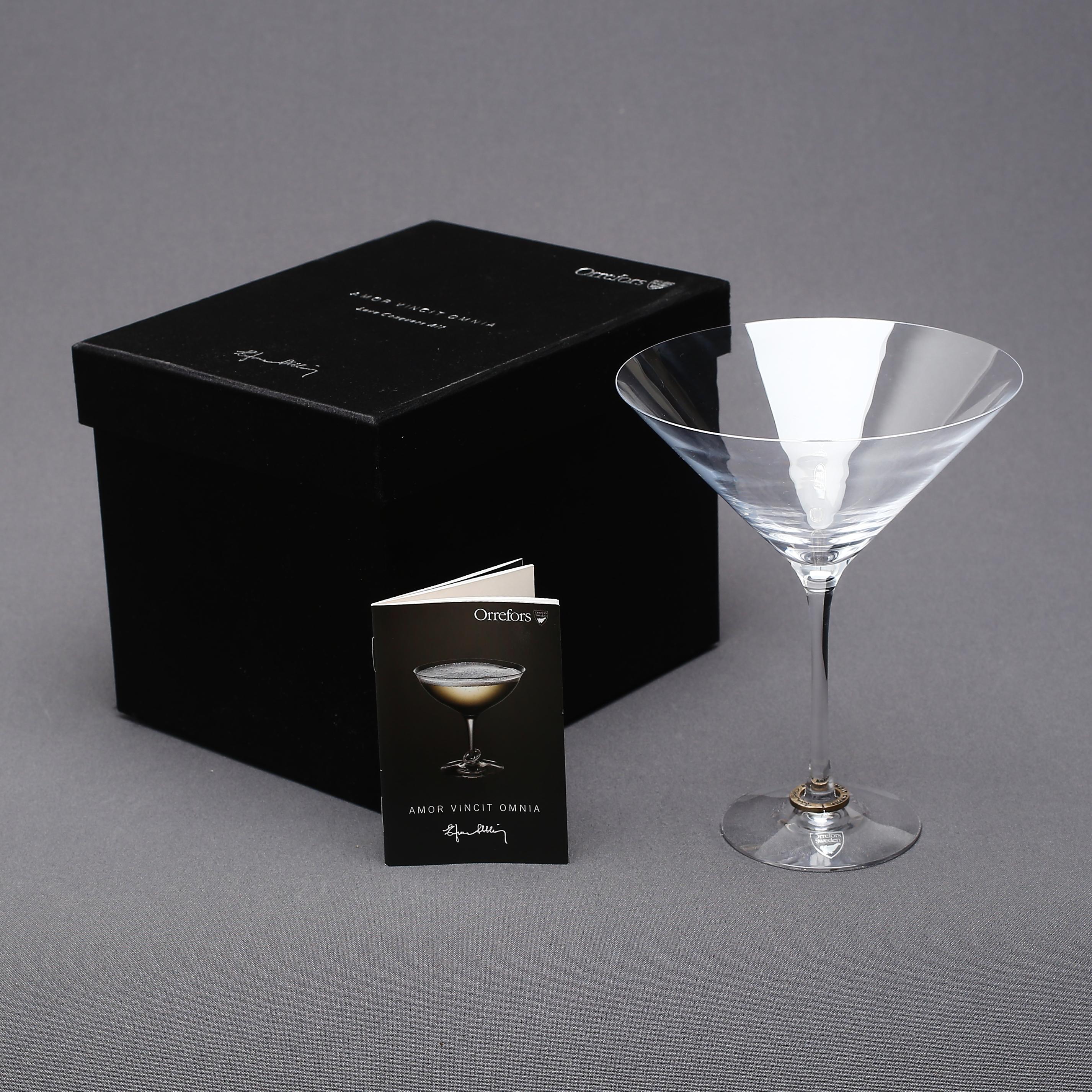 efva attling orrefors glas