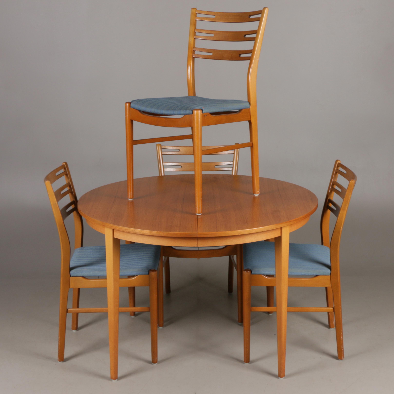 FOOD SALE, 5 pieces, teak, Ikea, 1950s 60s. Furniture