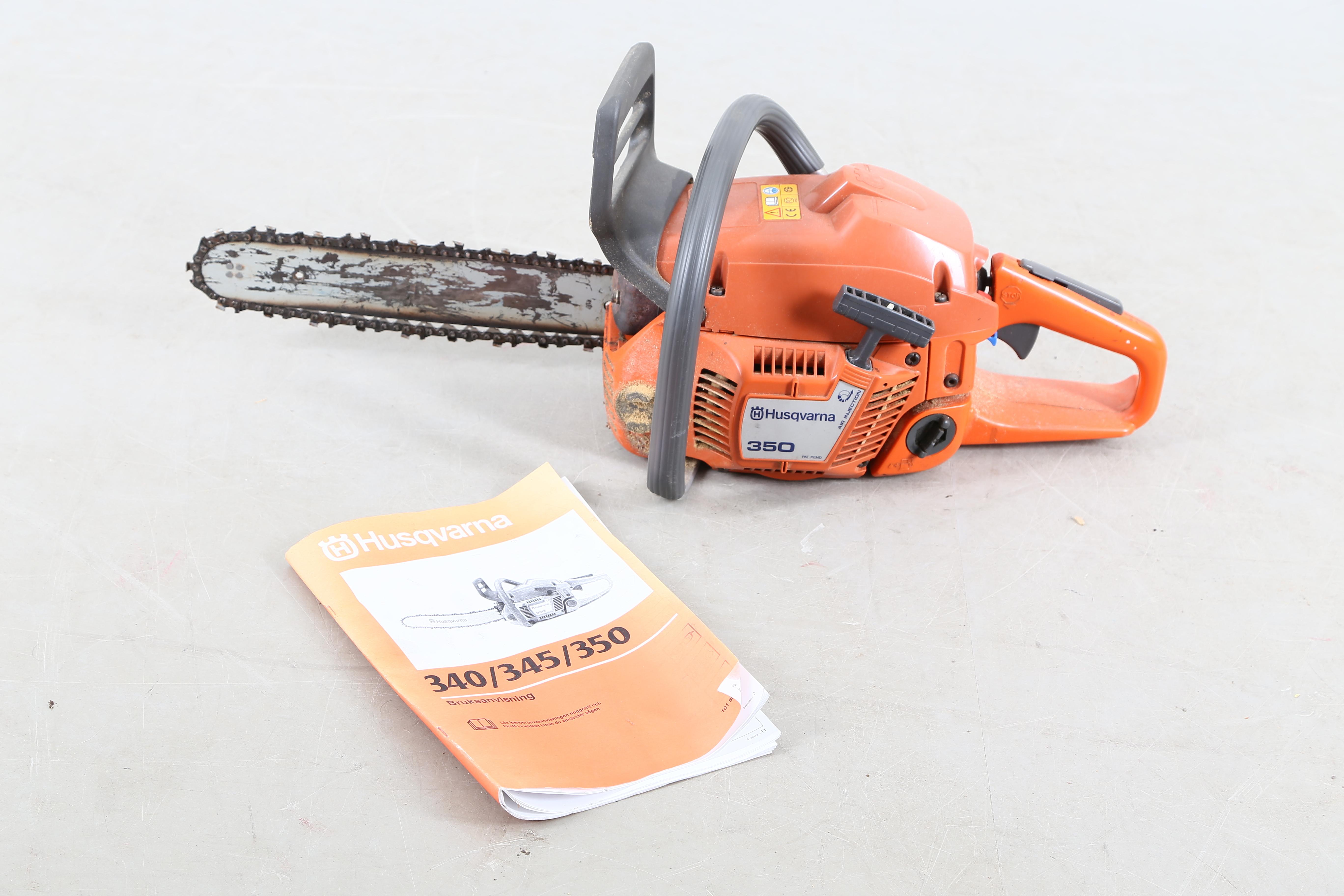 MOTORSÅG Husqvarna 350  Other - Modern Tools - Auctionet
