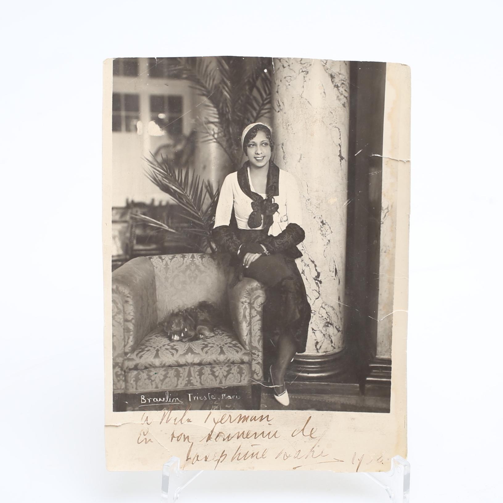 Kort Fotografi Paris Tidigt 1900 Tal Art Photography Auctionet