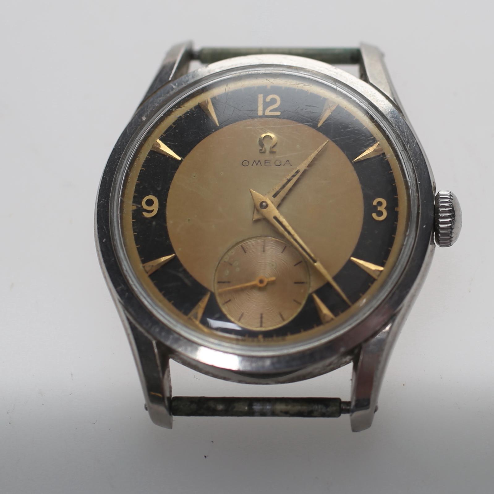 omega vintage klockor