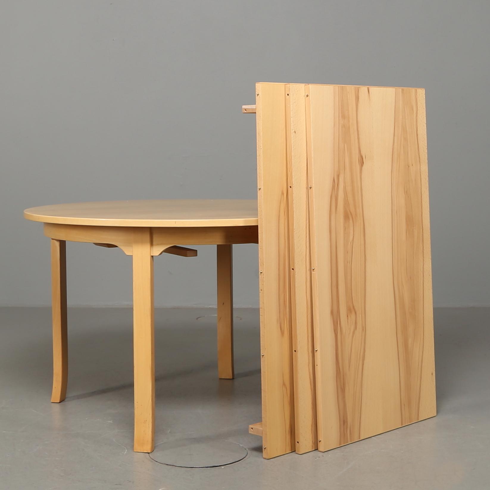 MATBORD, bok, sent 1900 tal. Furniture Tables Auctionet