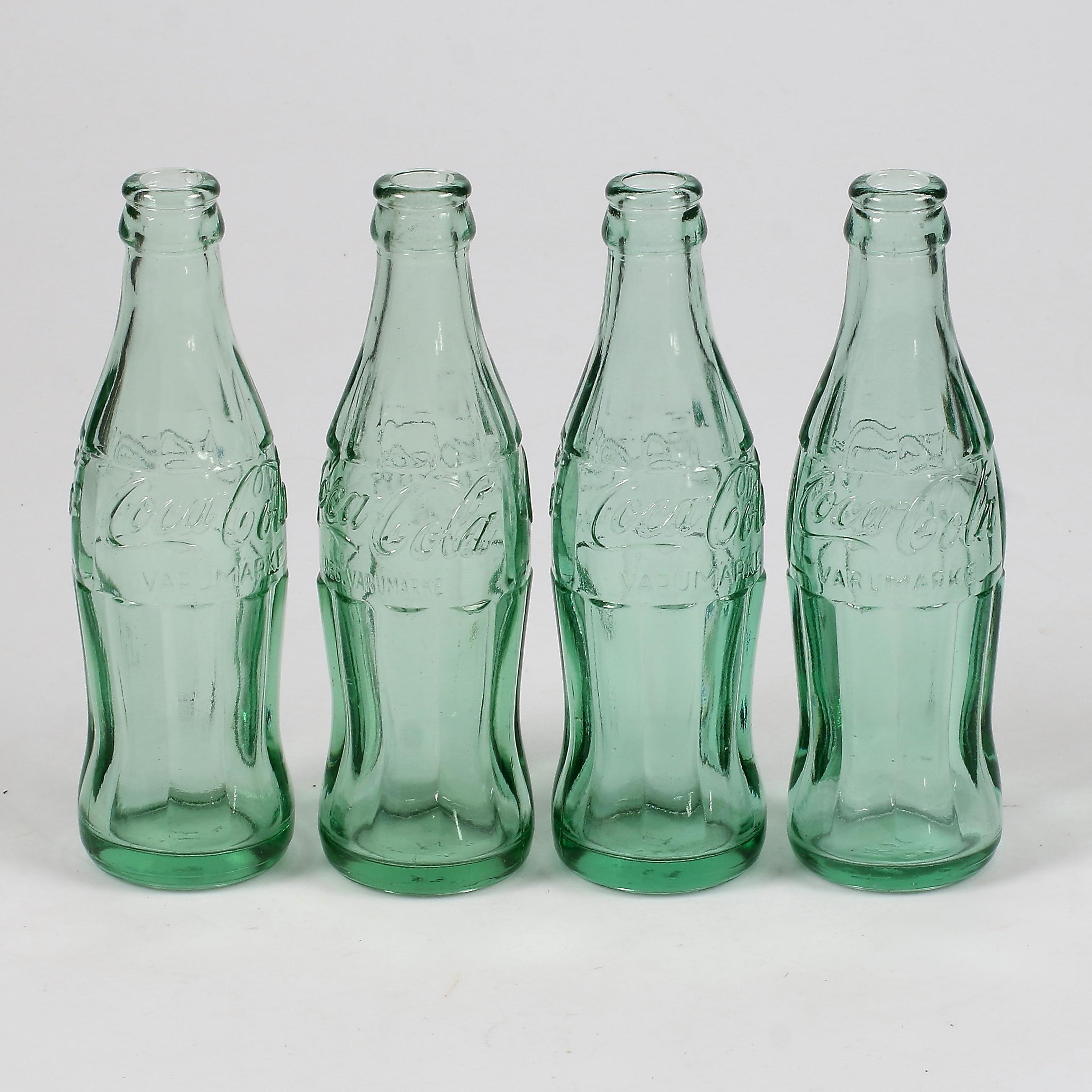 glas och flaskor