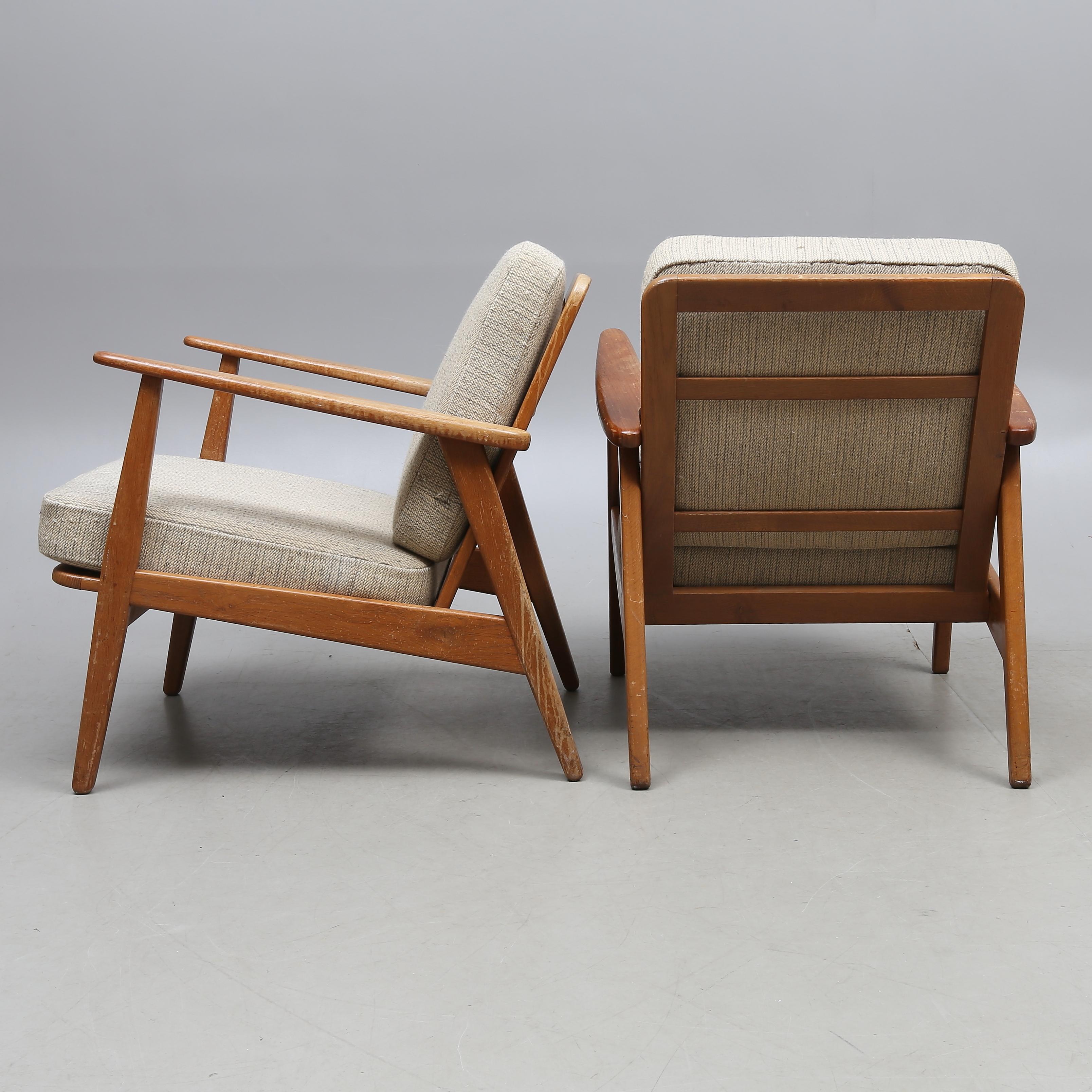 Bilder för 924008. FÅTÖLJER, 1 par, Esbjerg, IKEA, 1950