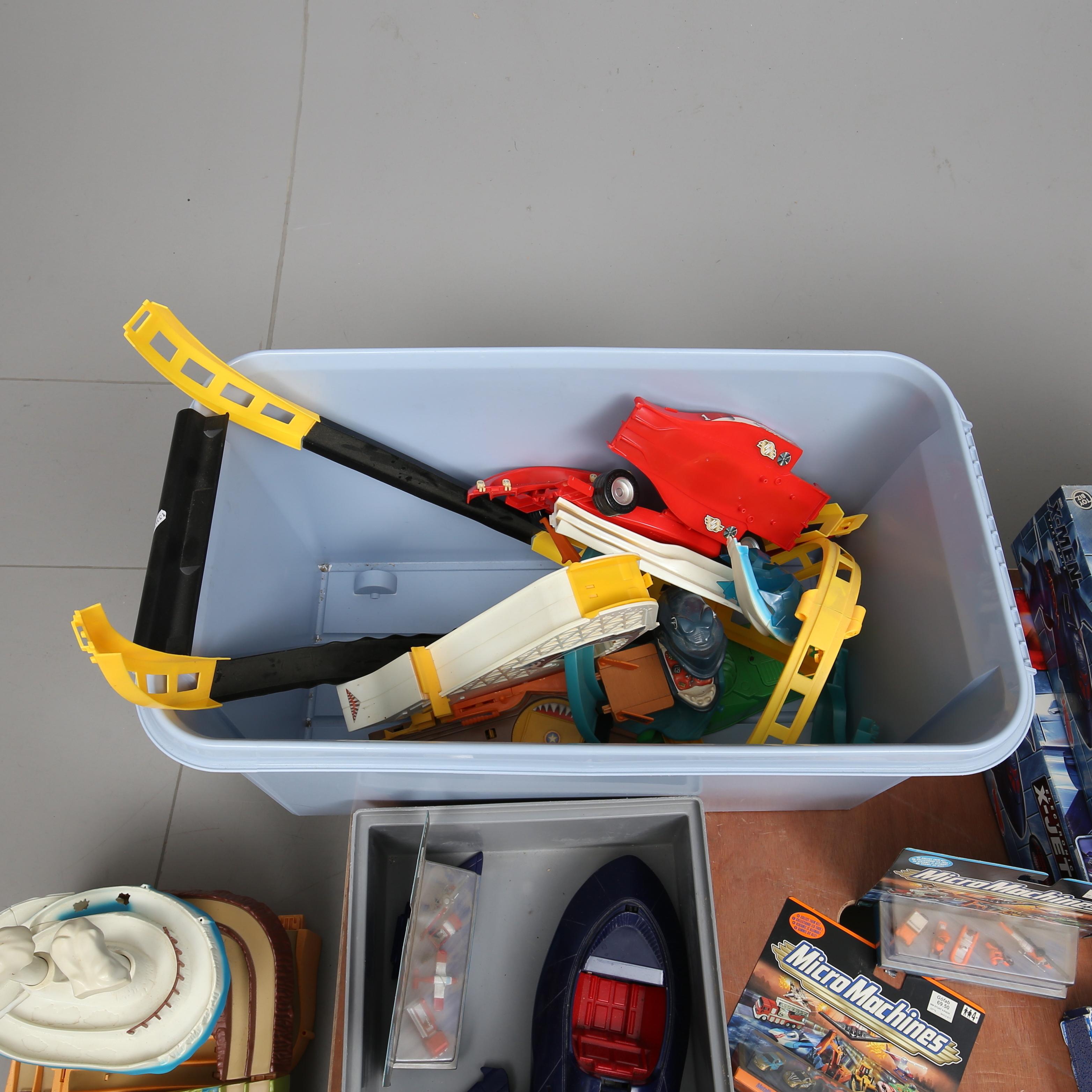 micro machines leksaker