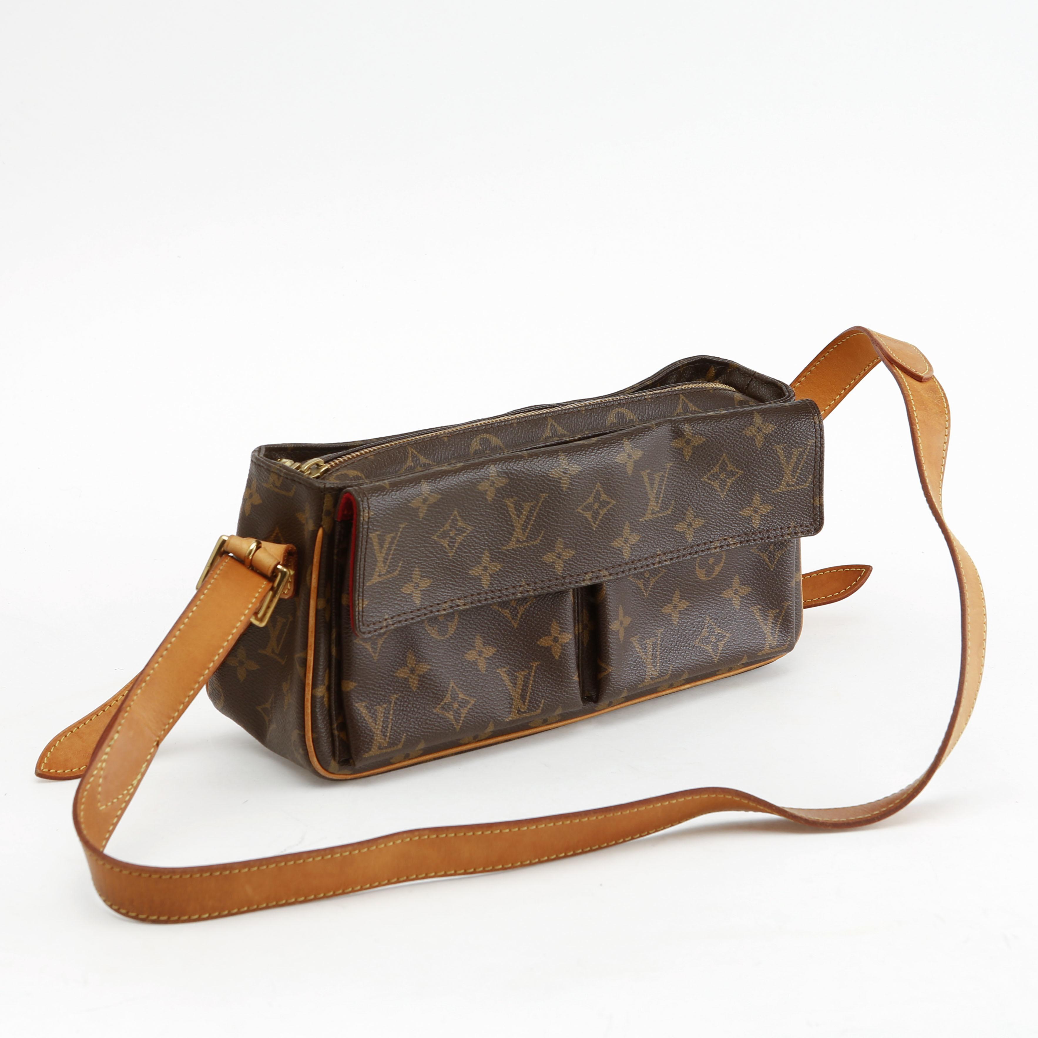 Axel Belt Bag Monogram Viva Cite Mm Louis Vuitton Vintage Clothing Accessories Auctionet