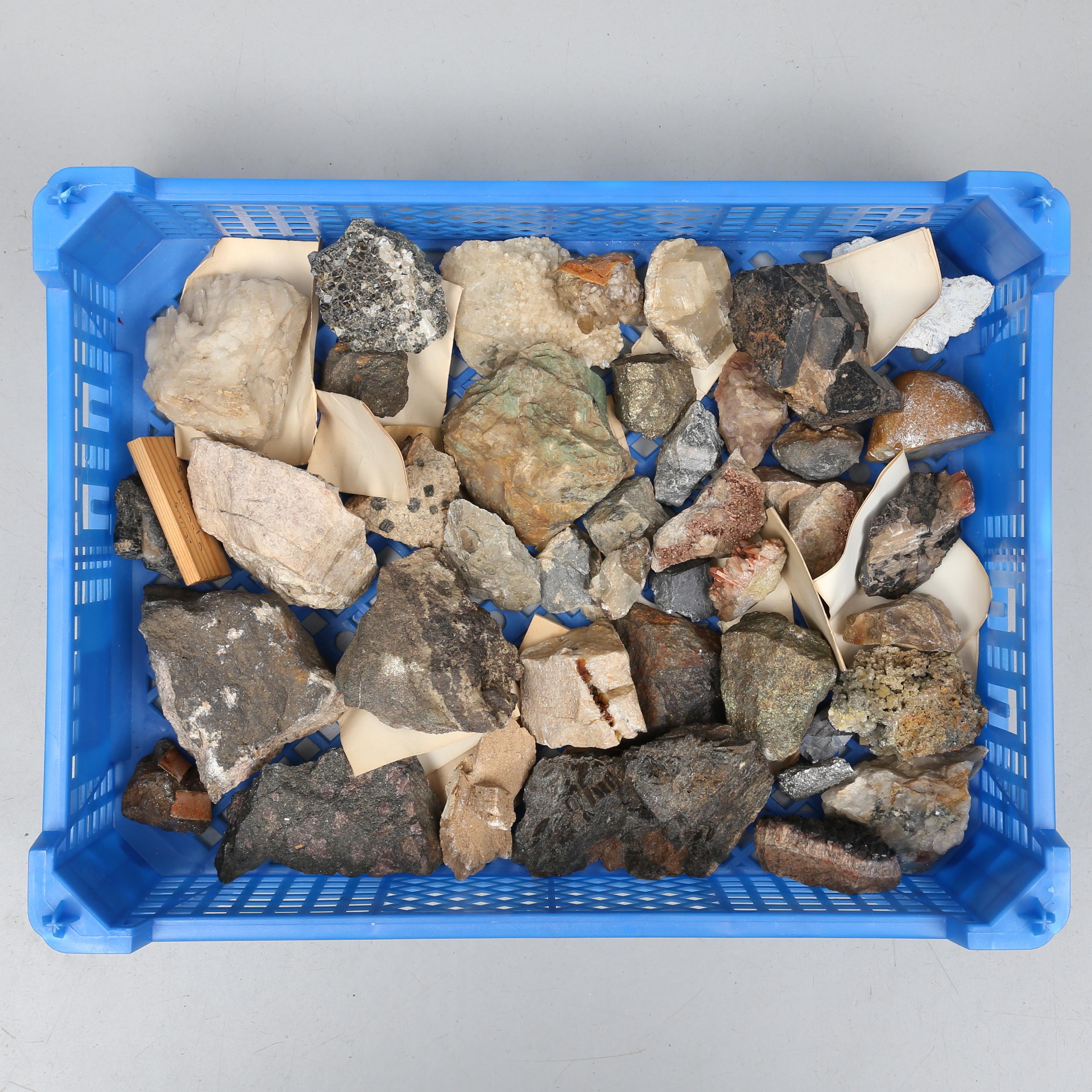 sten mineraler