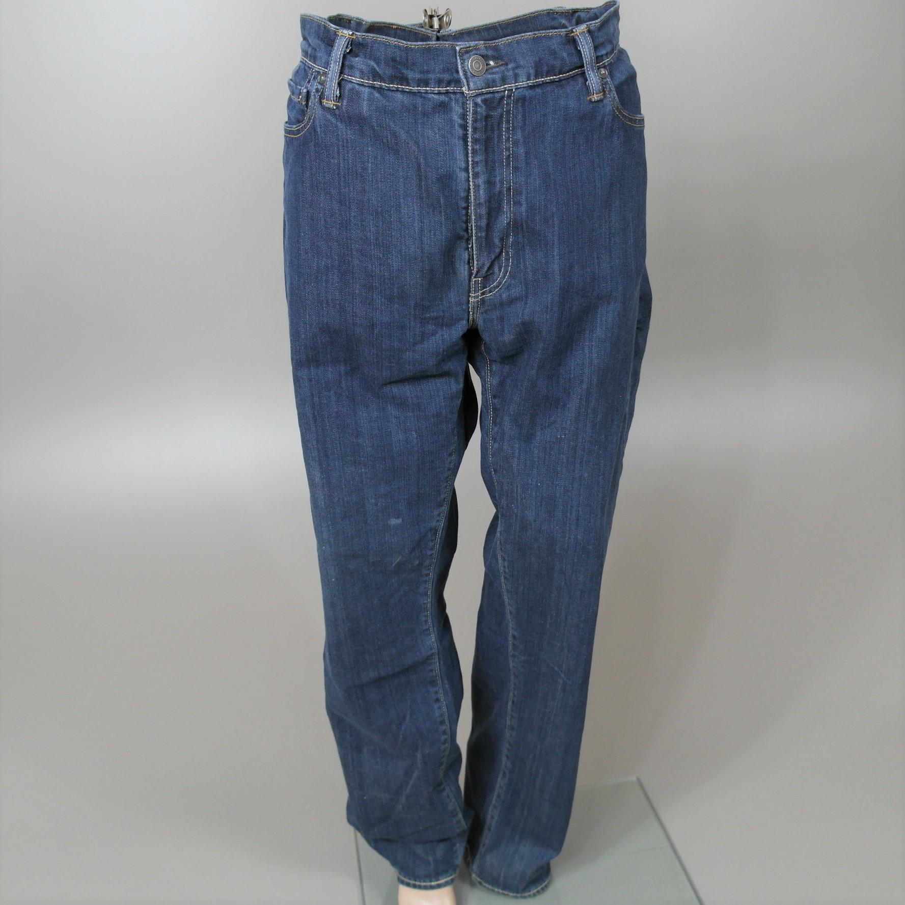 levis jeans storleksguide