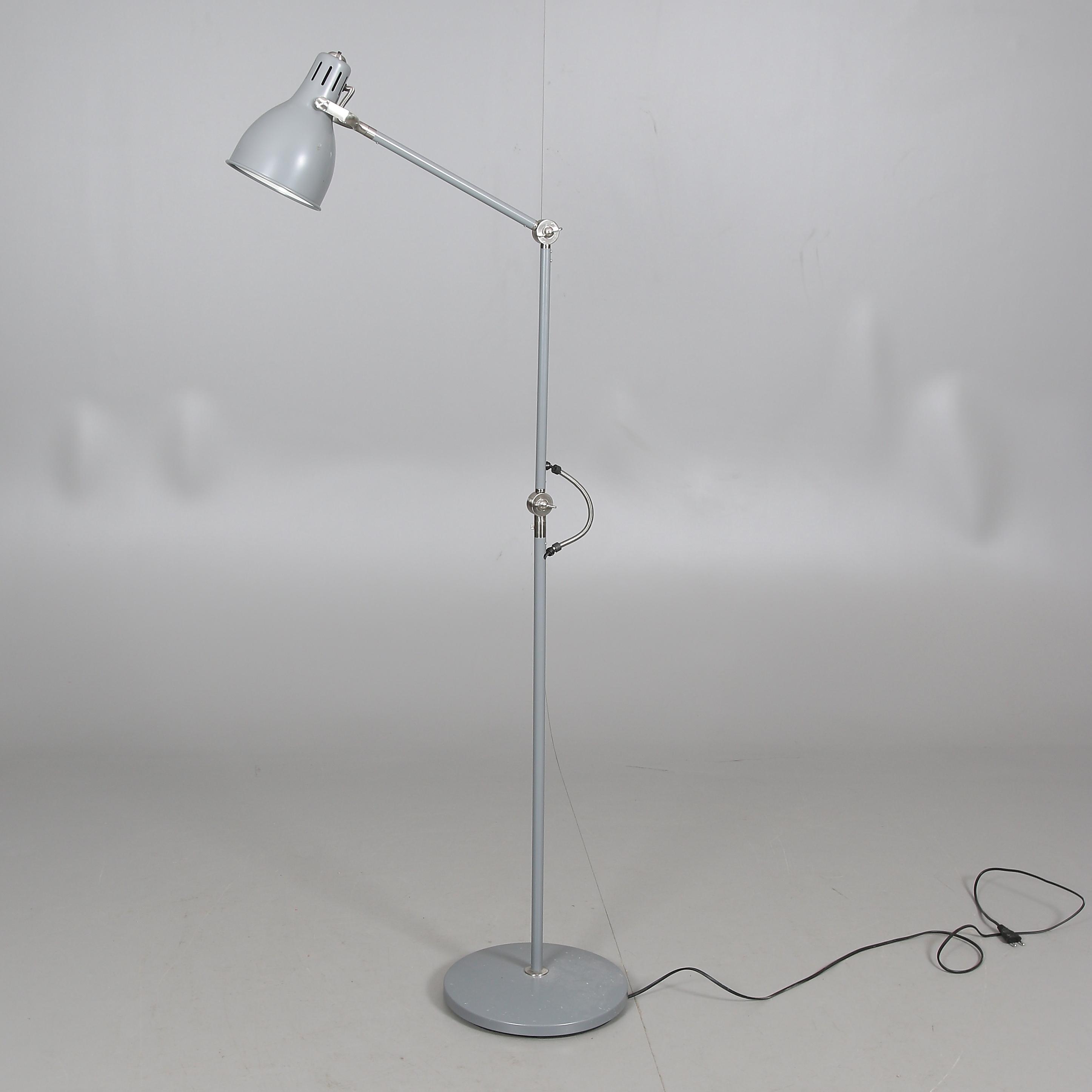 Golvlampa Metall Arod Ikea 2000 Tal Beleuchtung Lampen